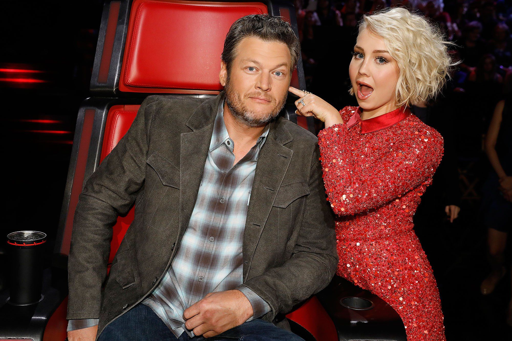 How Blake Shelton Stopped RaeLynn from Giving Up: 'I Think the World of Him'