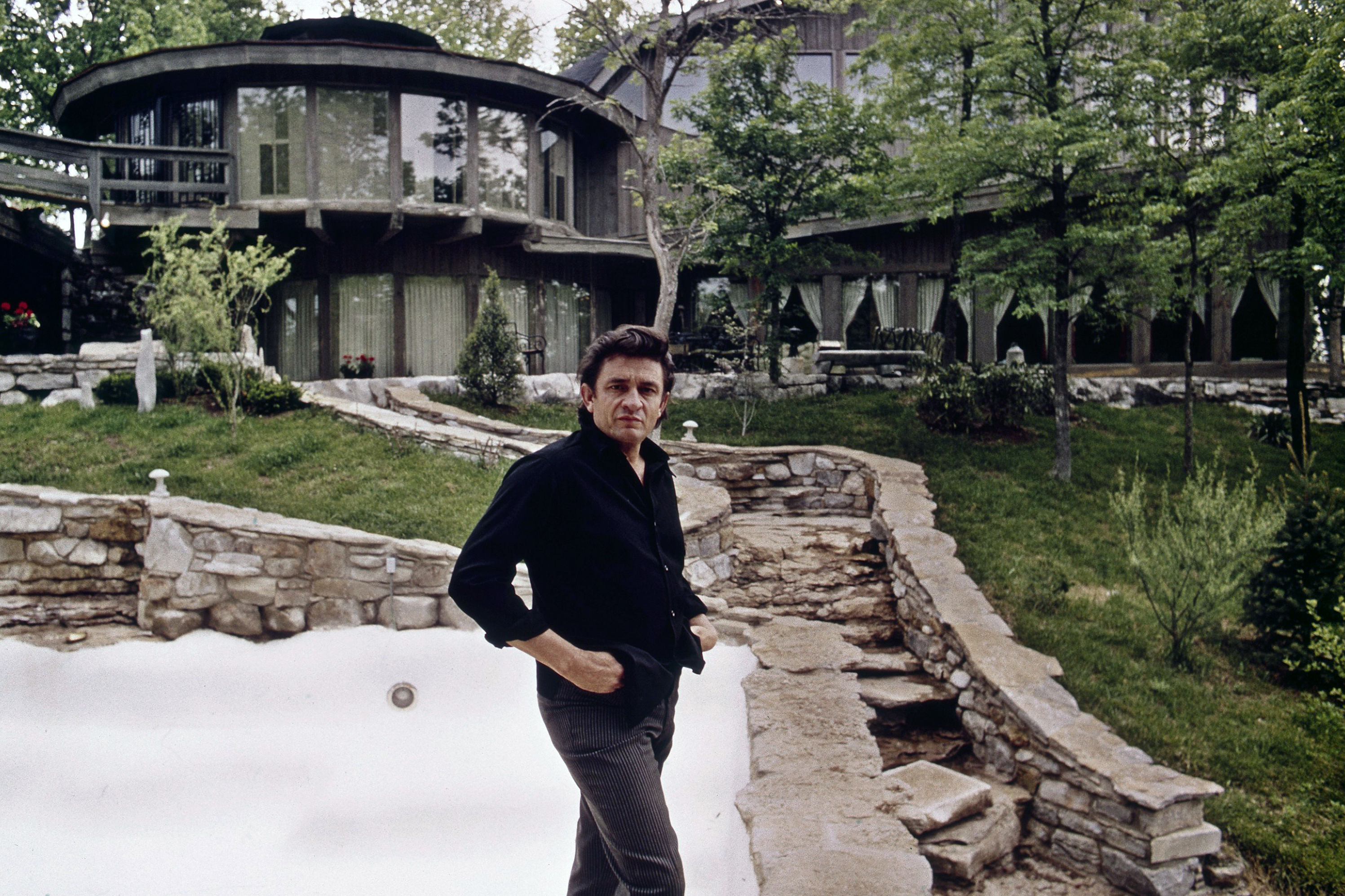 You Can Now Purchase Johnny Cash's Historic Tennessee Property