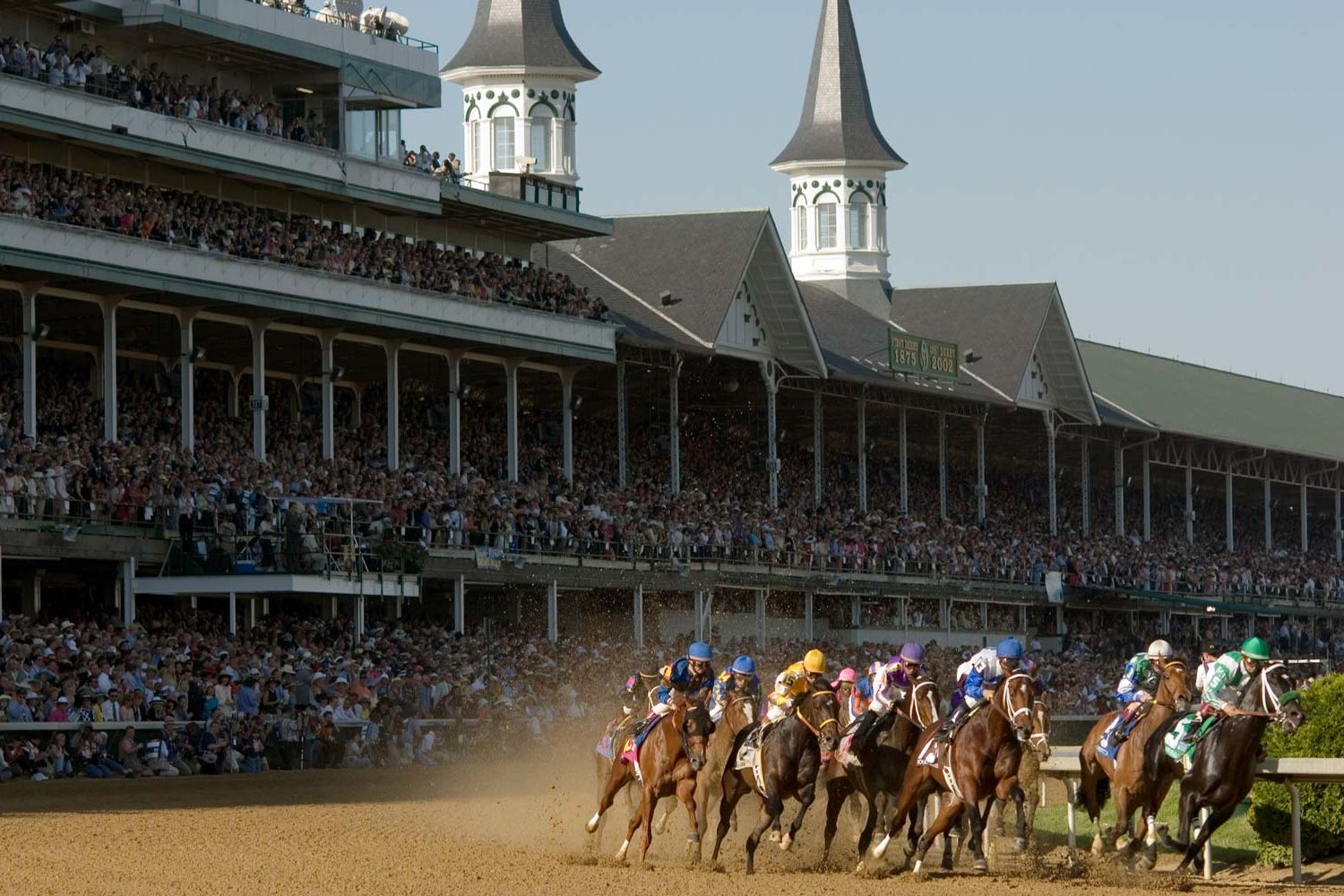 Secrets, History, and Facts: Churchill Downs