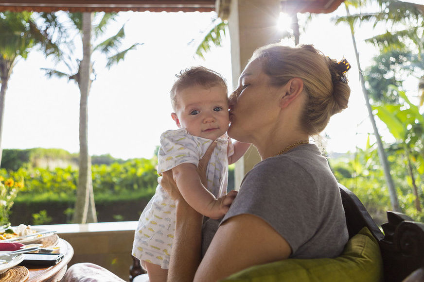 Five Things I Learned From Taking a New Baby to a Hotel