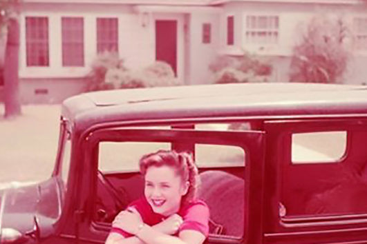 Tour Debbie Reynolds' Childhood Home