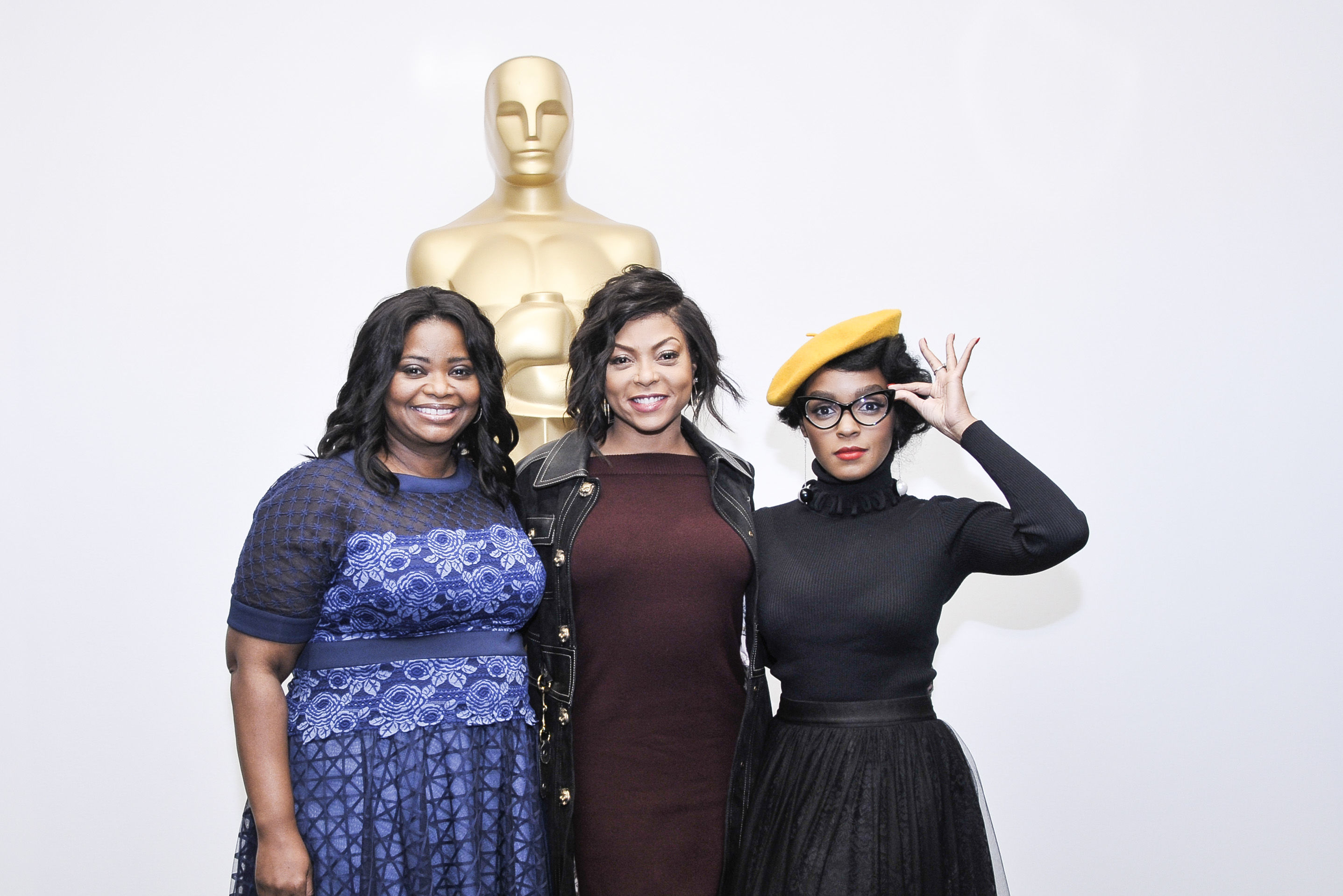 Thanks to 3 Fearless Women, Math Will Take Center Stage at the Oscars