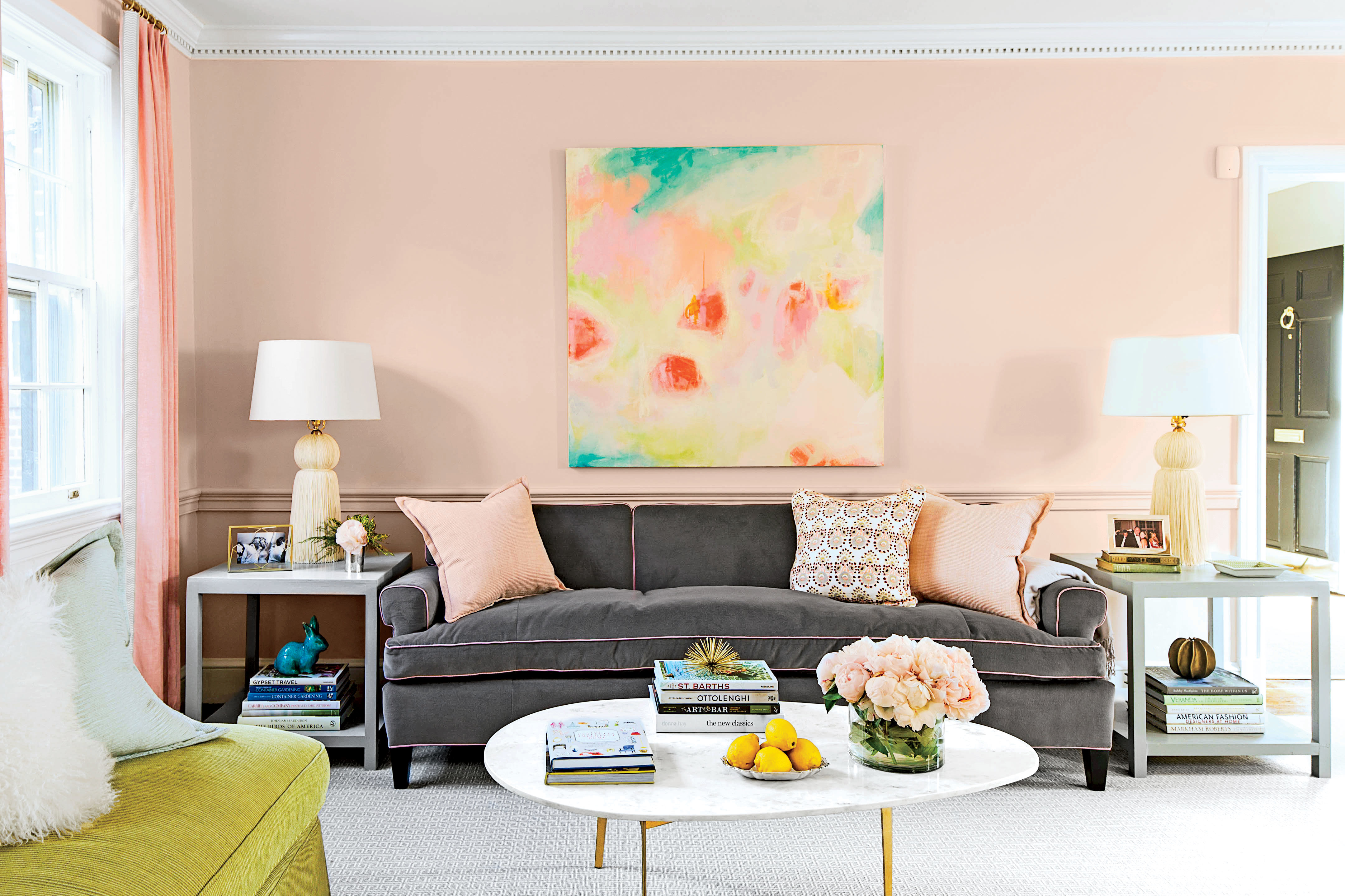 Our Favorite Paint Colors for Spring