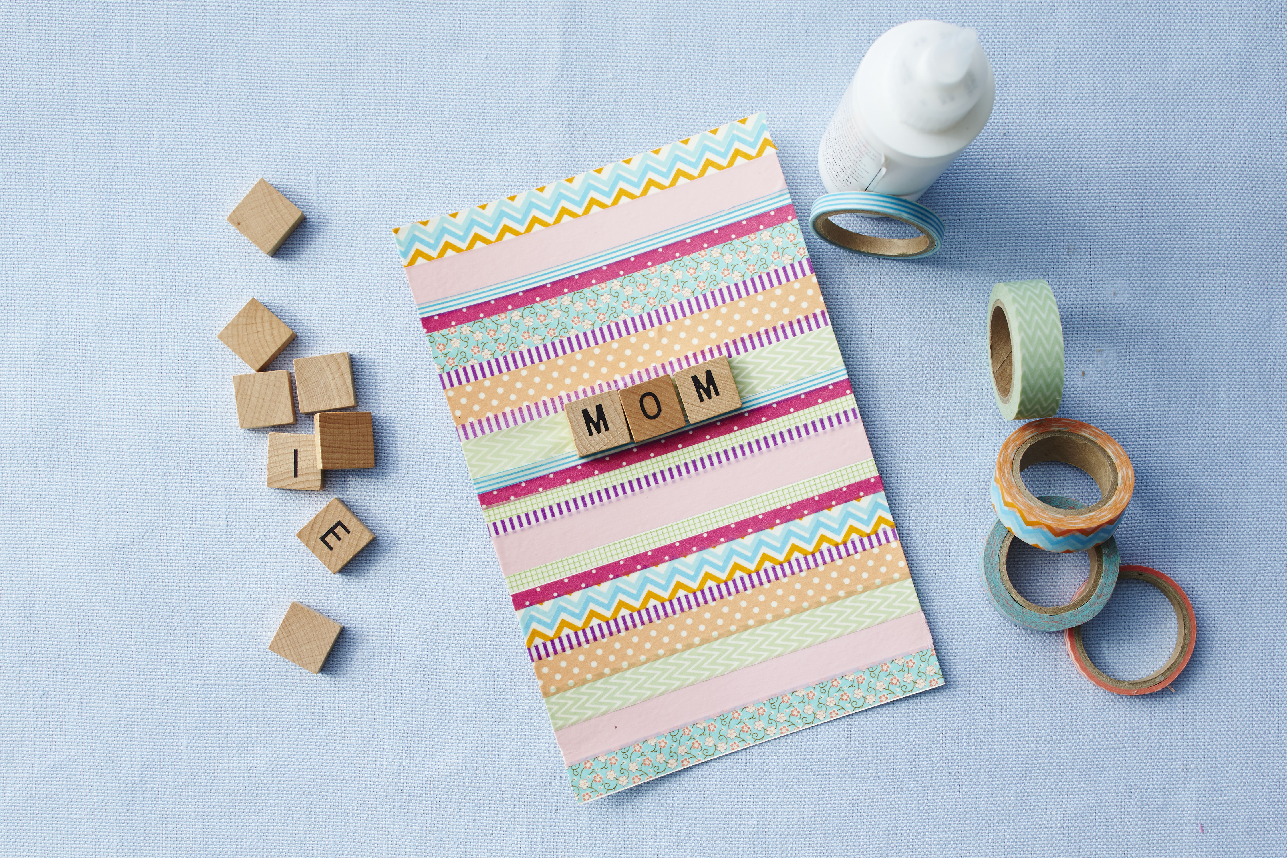 If Your Mom is the Reigning Queen of Scrabble, She Will Love This Mother's Day Card