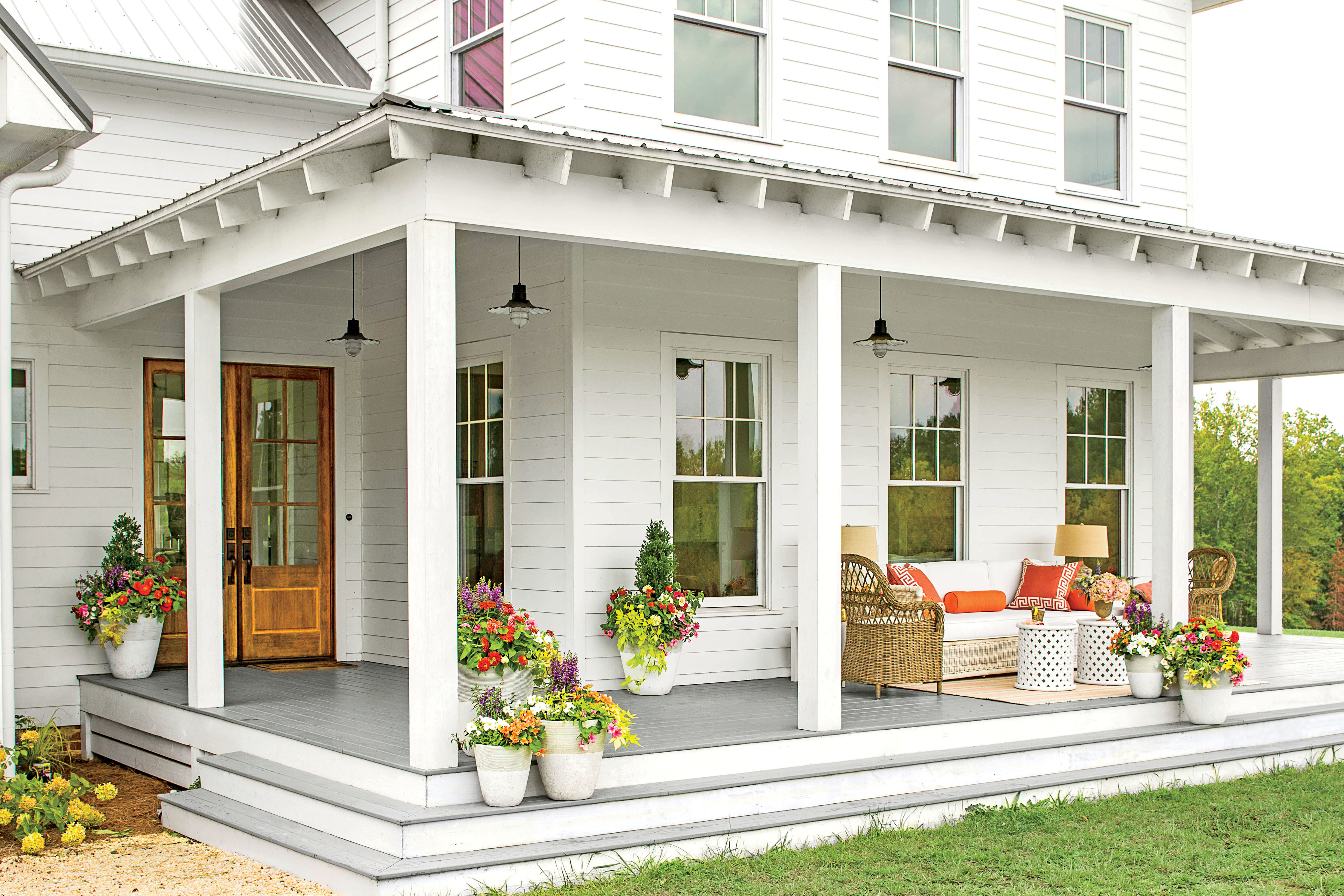 Before And After Porch Makeovers That You Need To See Believe Southern Living