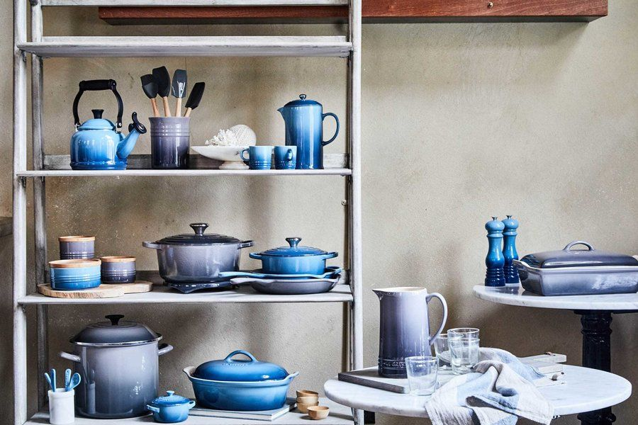 Le Creuset's Newest Colors Celebrate Everything You Love About the Coast