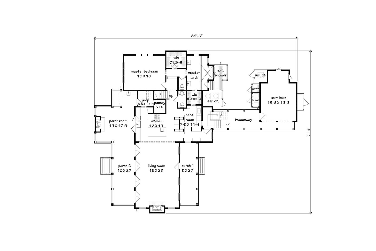 See the Floor Plans