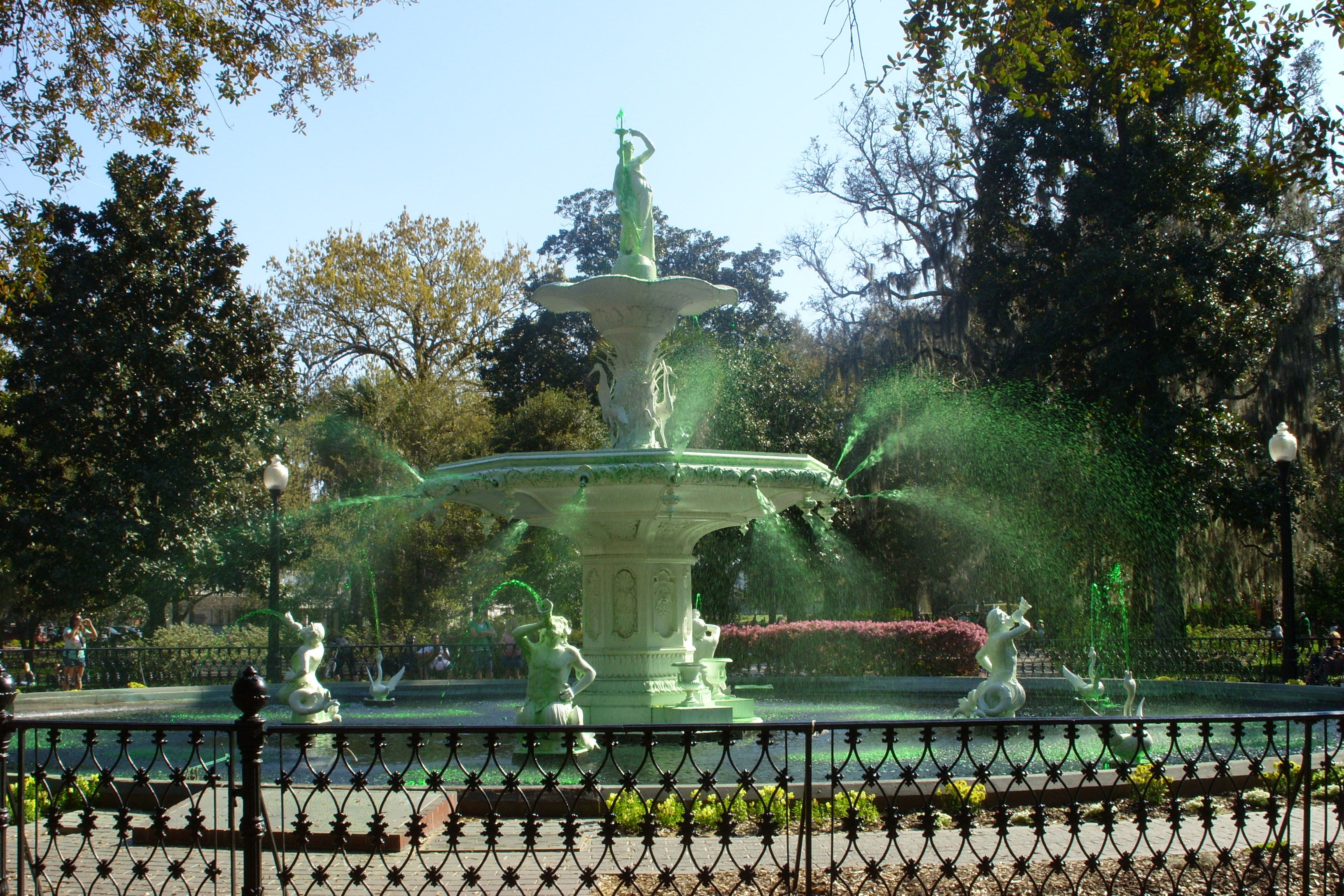 10 Reasons to Celebrate St. Patrick's Day in Savannah