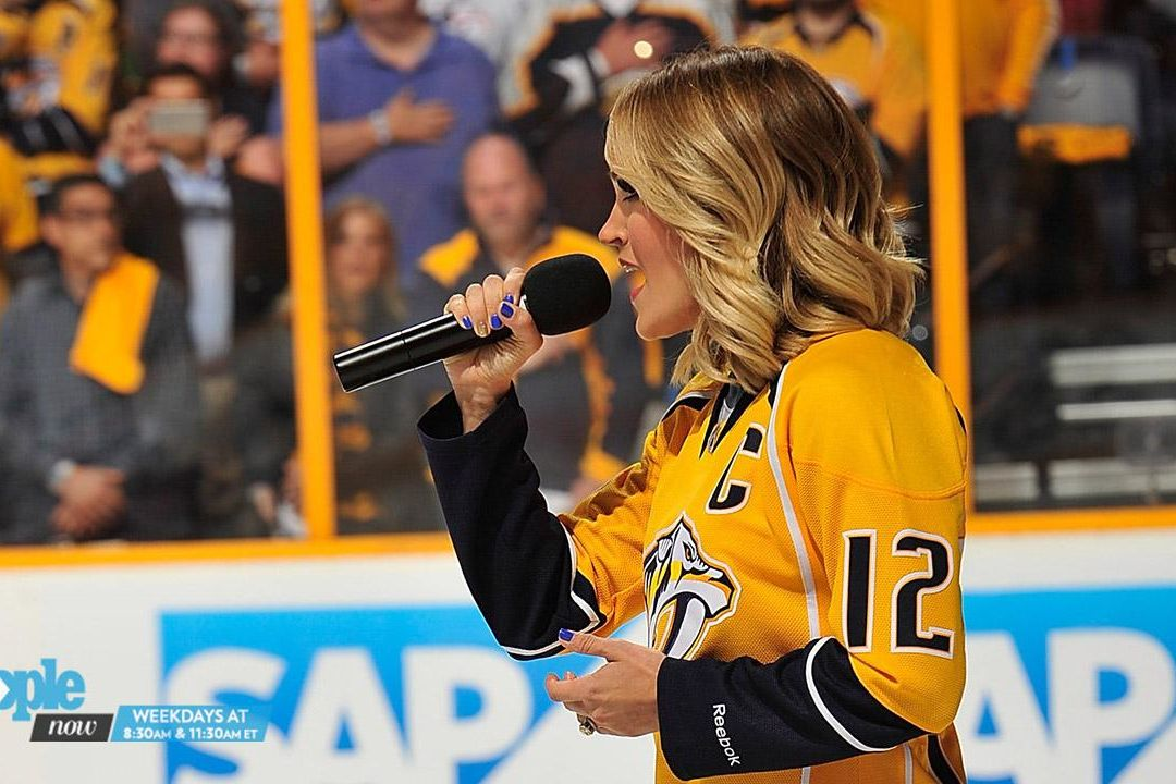Do You Want to Be the Next National Anthem Singer for the Nashville Predators?