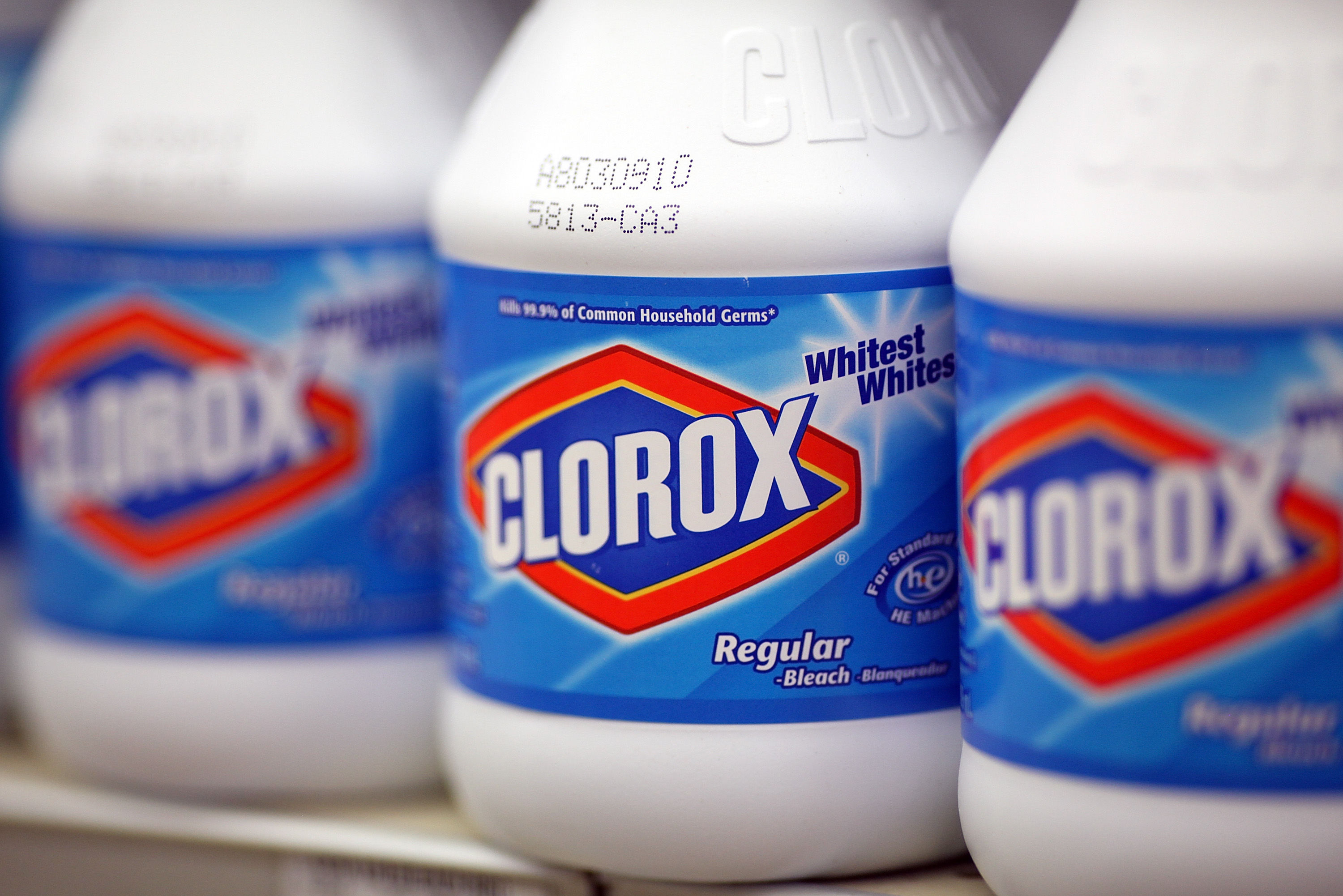 My Mom Taught Me That Clorox Cures All
