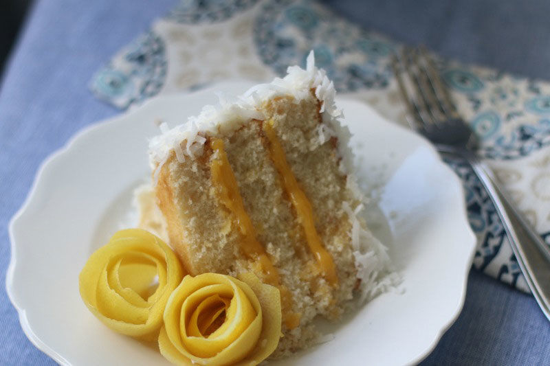 A Luscious Layer Cake That Makes Any Day a Celebration