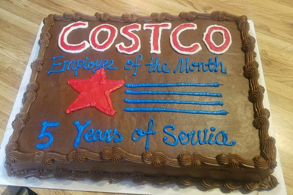 Five-Year-Old Girl Has Epic Costco-Themed Birthday Party