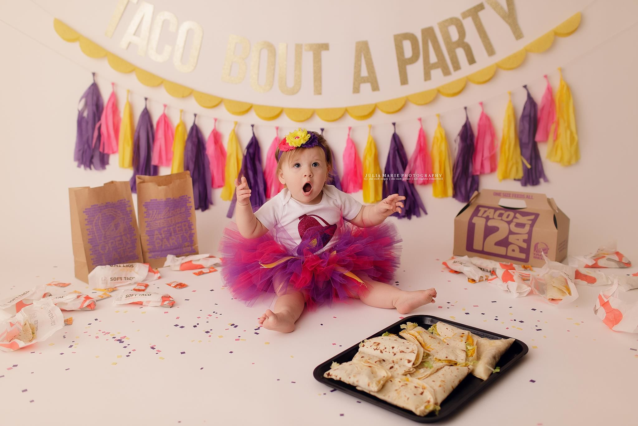 The Only Birthday Party That Could Get Away With Not Serving Cake