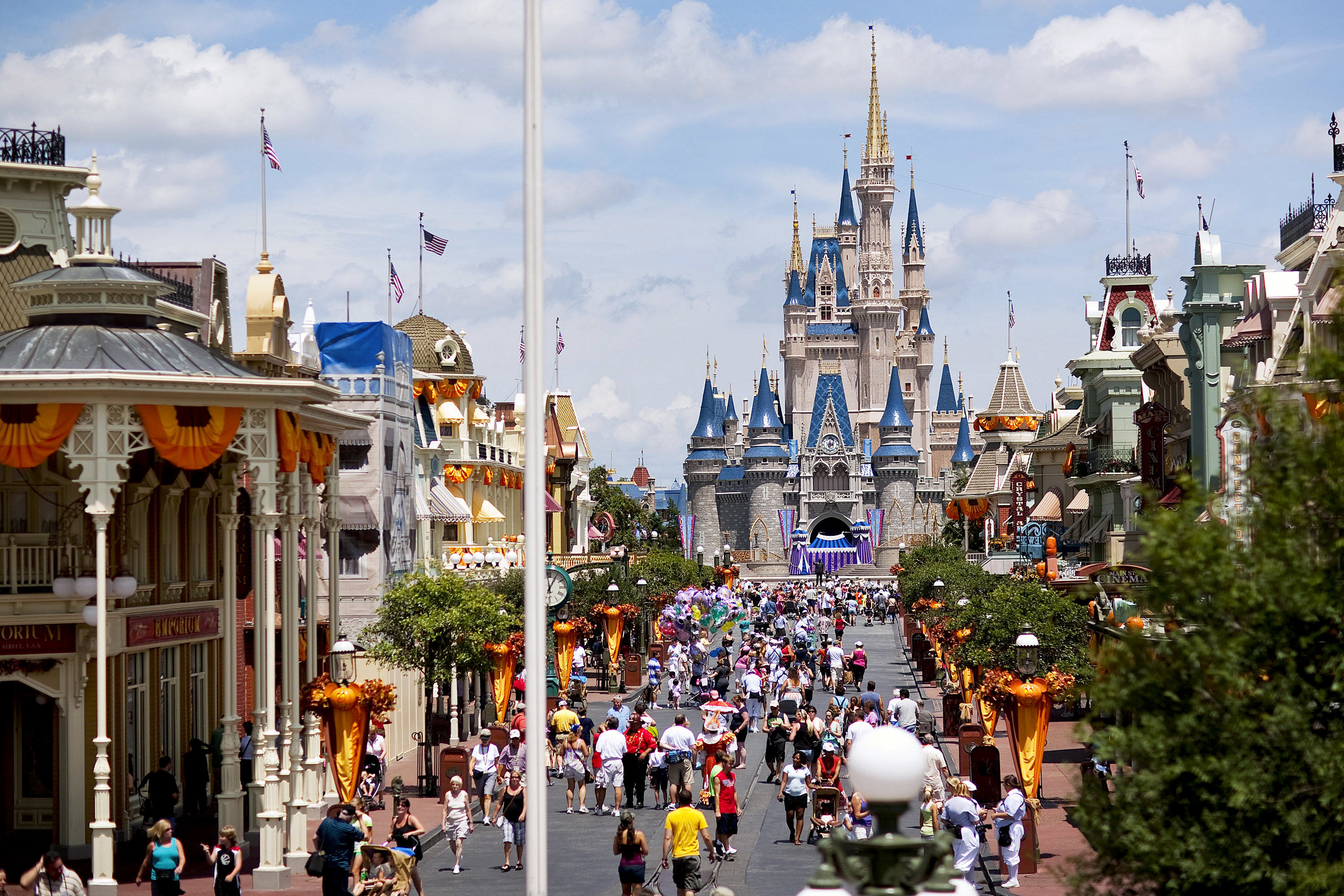 This Is Why Fall Is The Perfect Time to Plan Your Next Disney Vacation