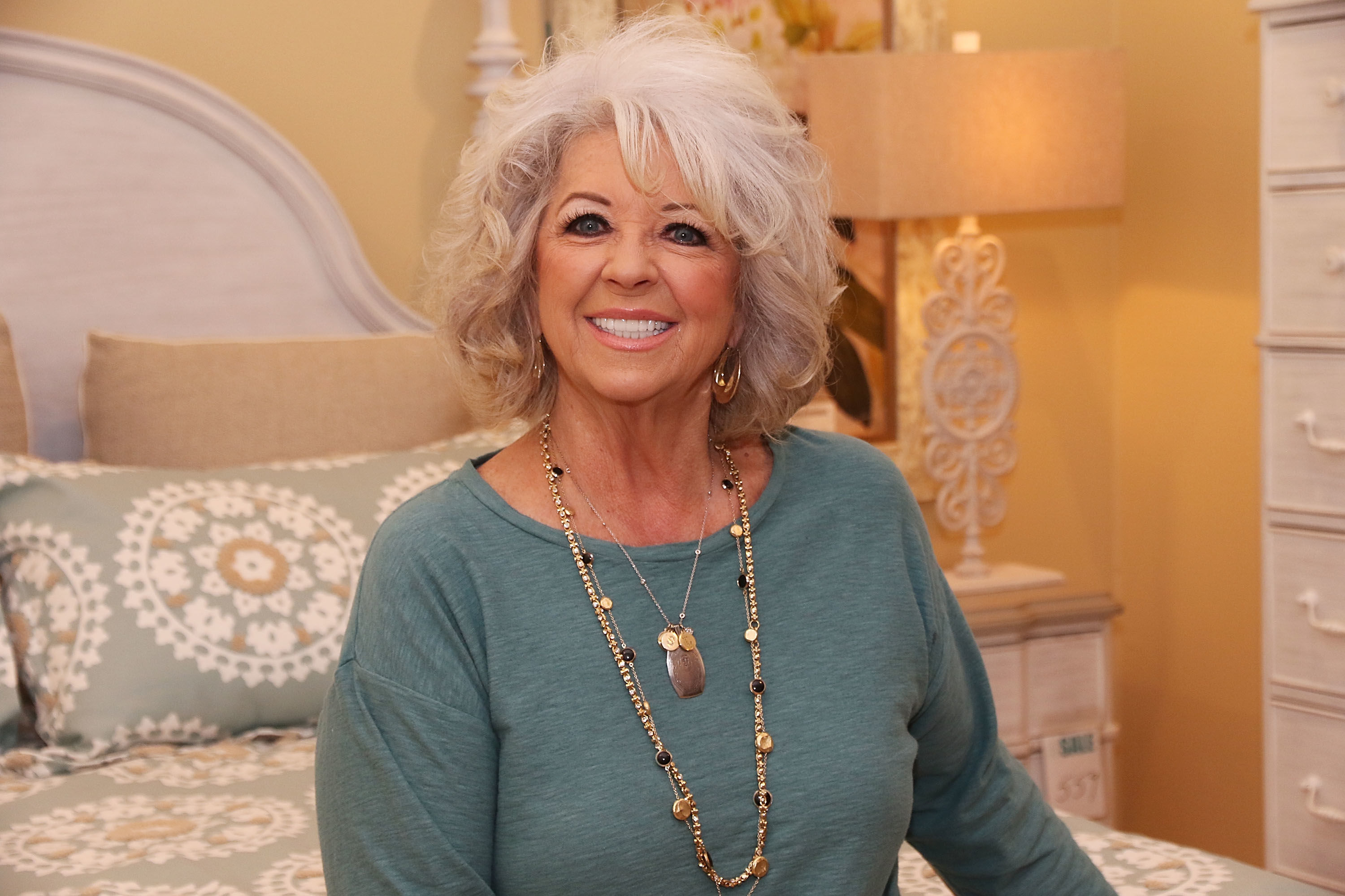 WATCH: Paula Deen Never Travels Without This Surprising Item