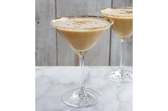 How to Mix the Best Pumpkin Martini