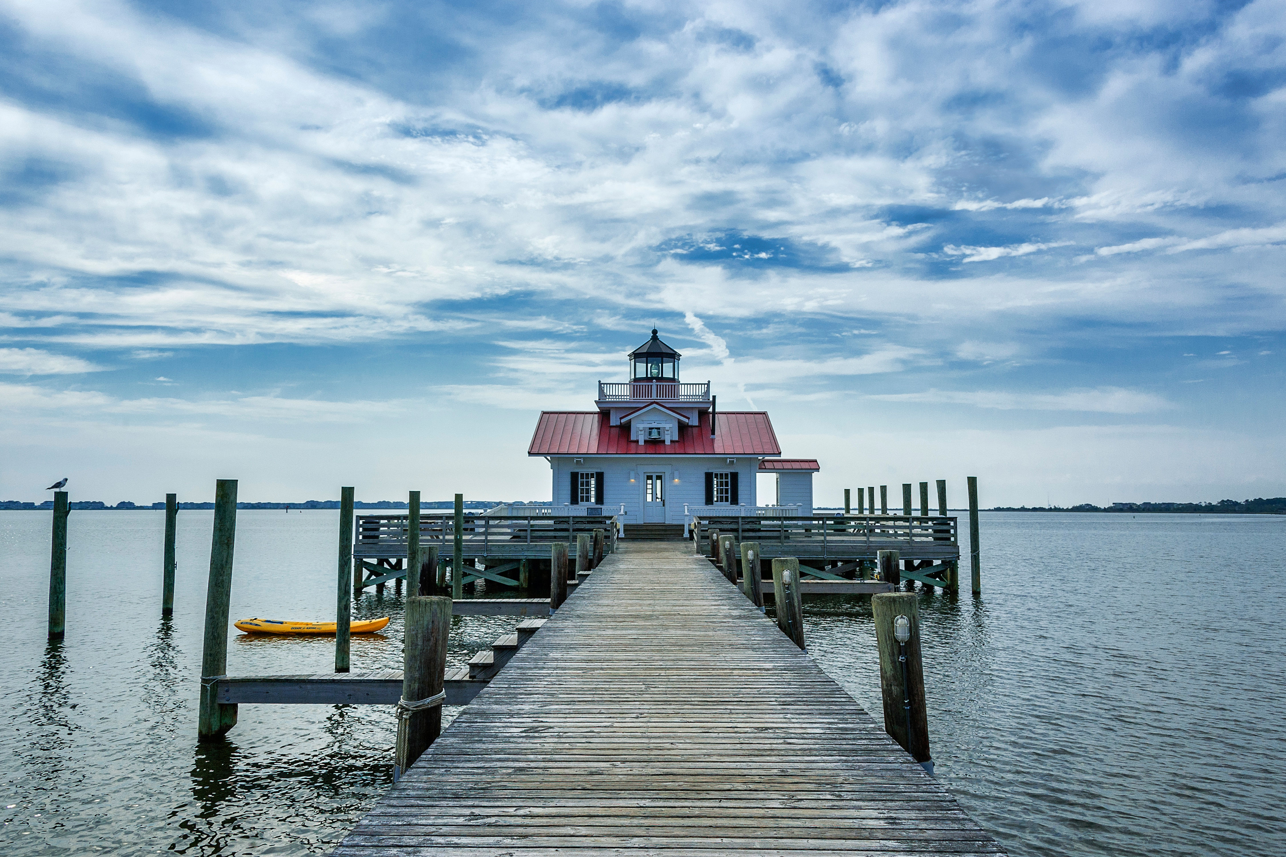 Why Y'all Should Go to Manteo, North Carolina