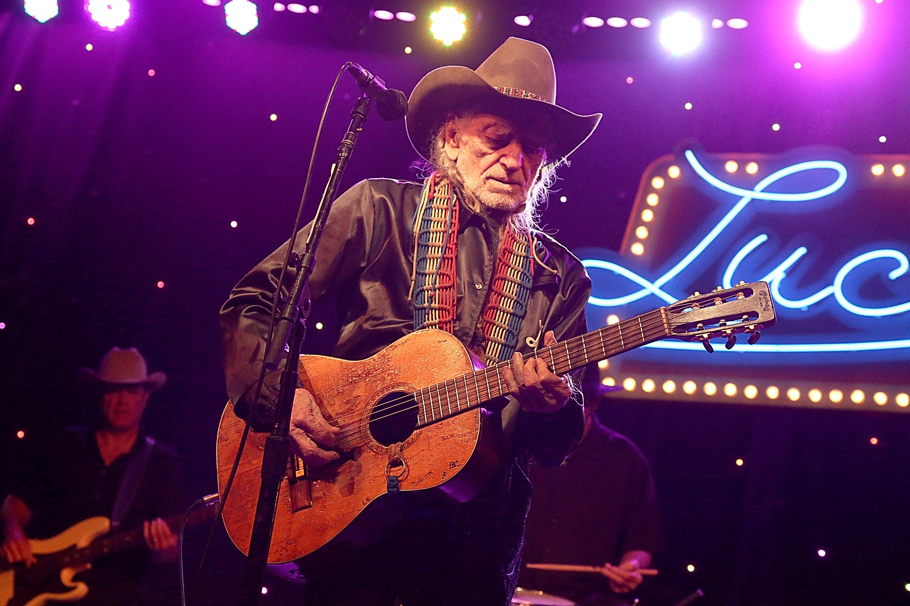 "Willie Nelson Drops New Single off ""Dog Year"" Soundtrack"