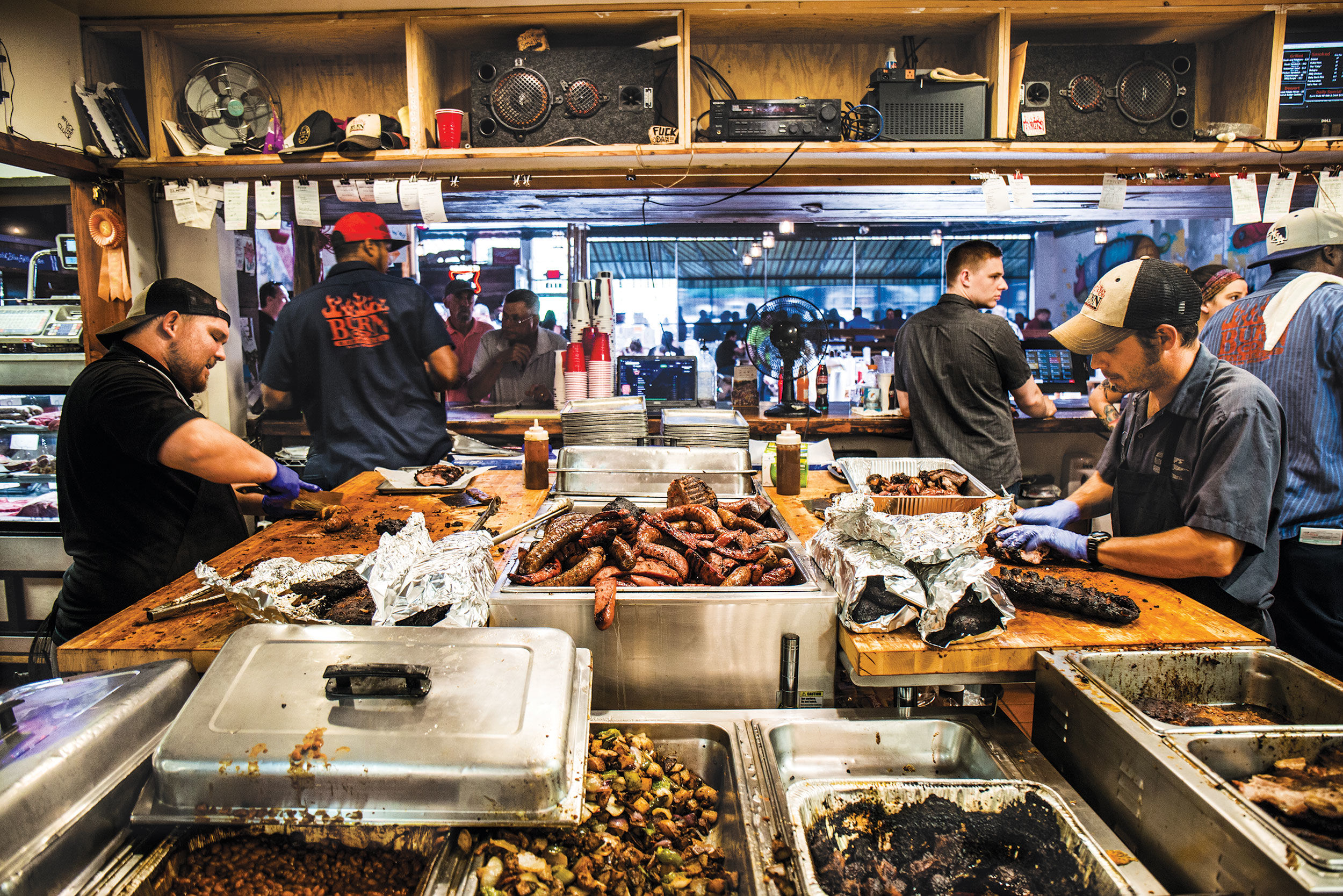 How Burn Co. Barbecue is Making Its Mark on Tulsa