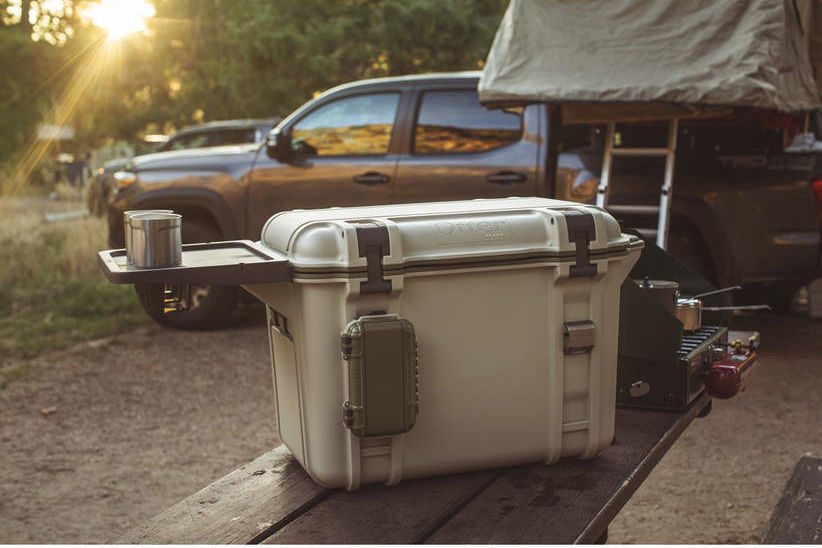 This Genius Cooler Will Keep Your Ice Frozen for 14 Days