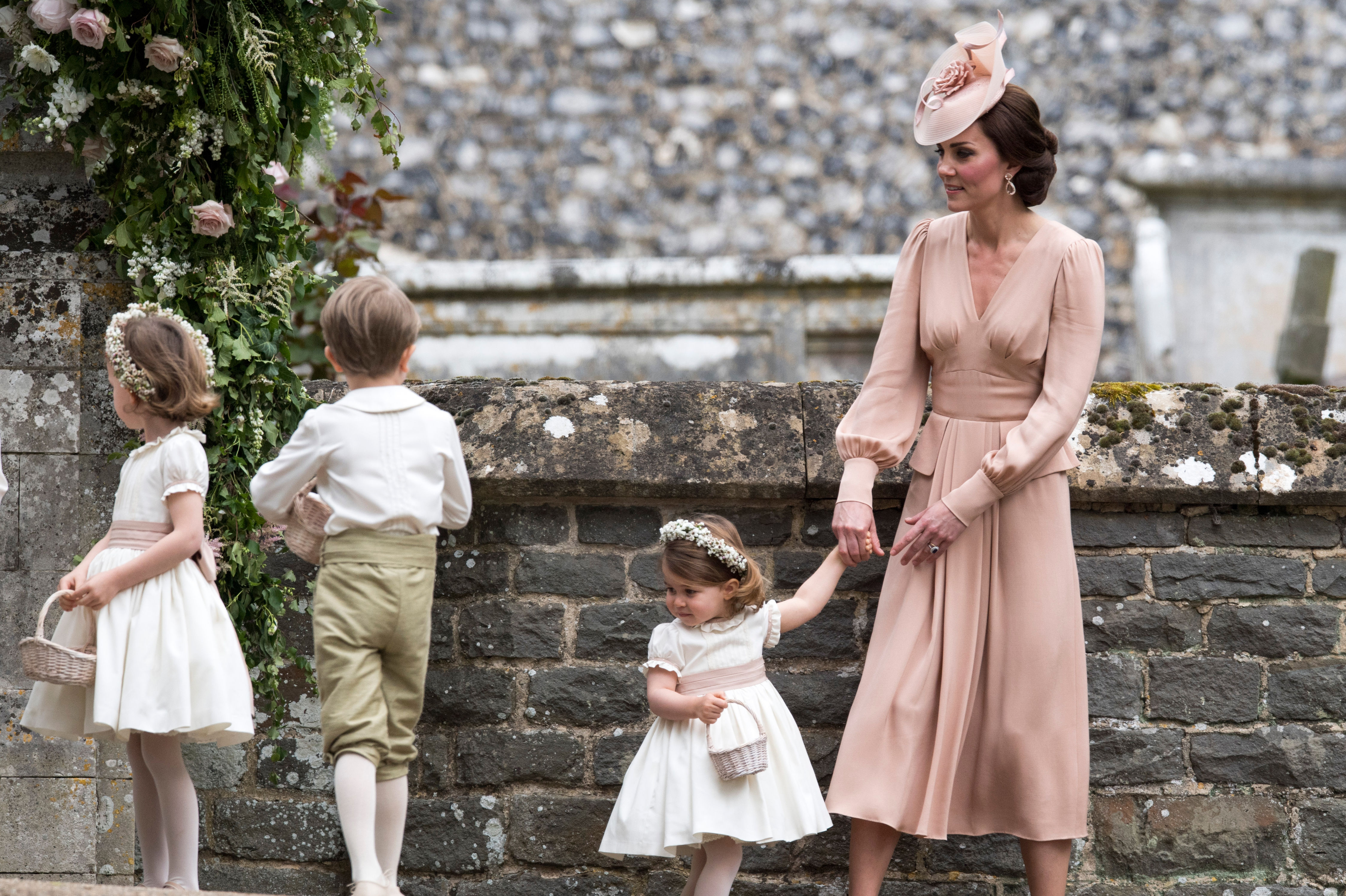 Kate's Dress for Pippa's Wedding Made Headlines for a Specific Etiquette Reason Southerners Have Always Known