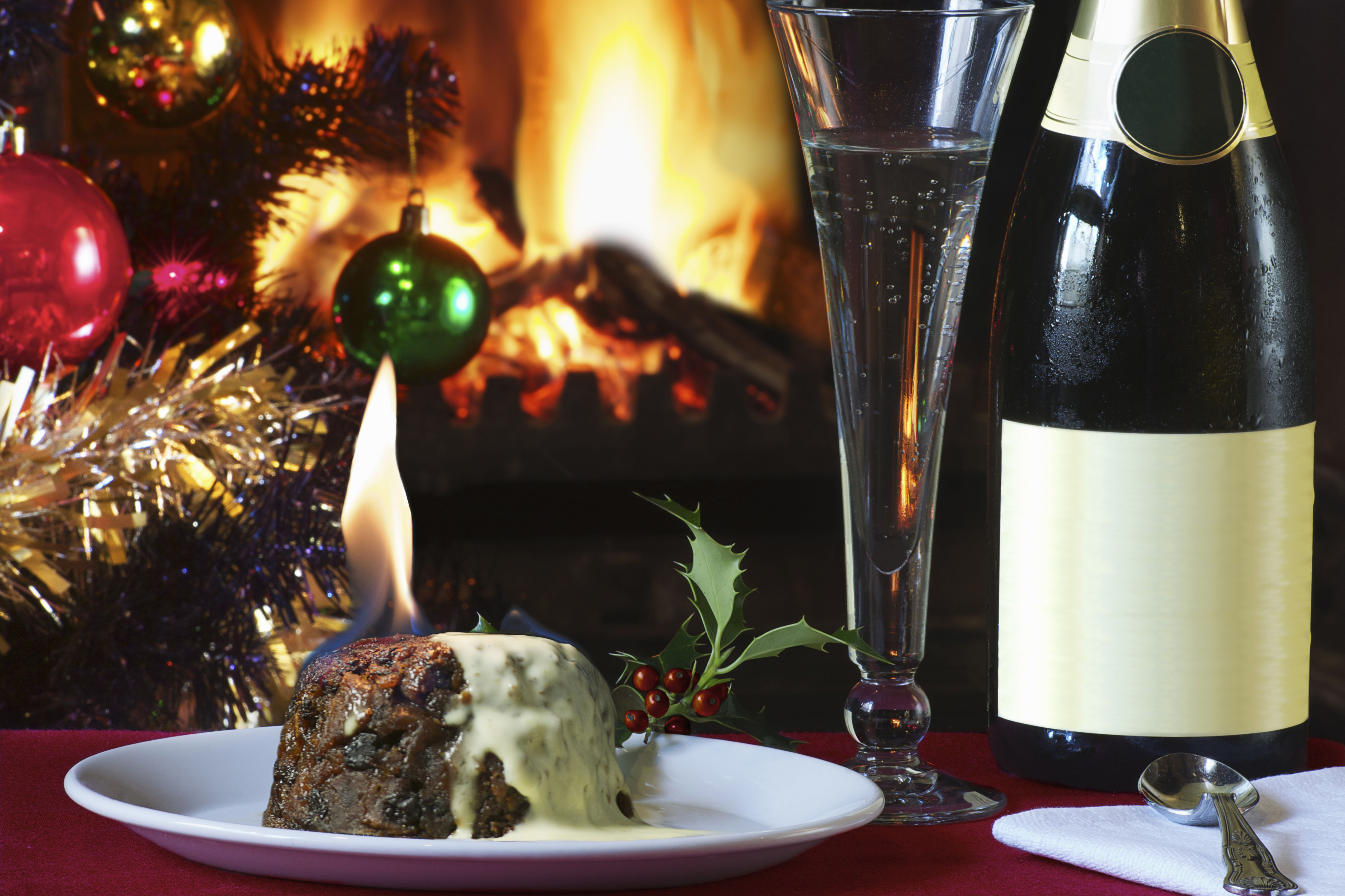 So What Exactly Is Figgy Pudding?