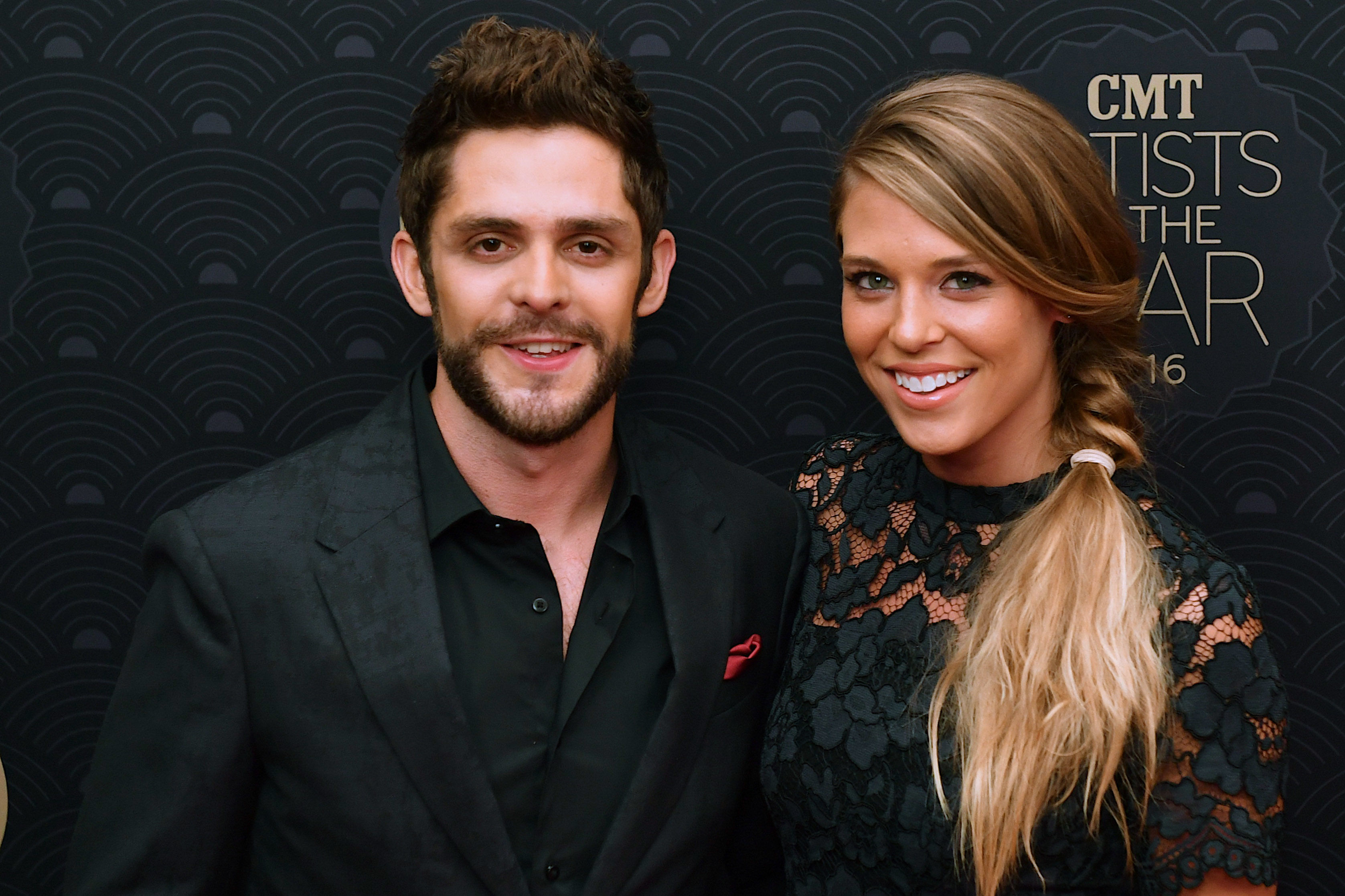 Thomas Rhett's Message to His Wife on Her First Mother's Day is Just Too Cute