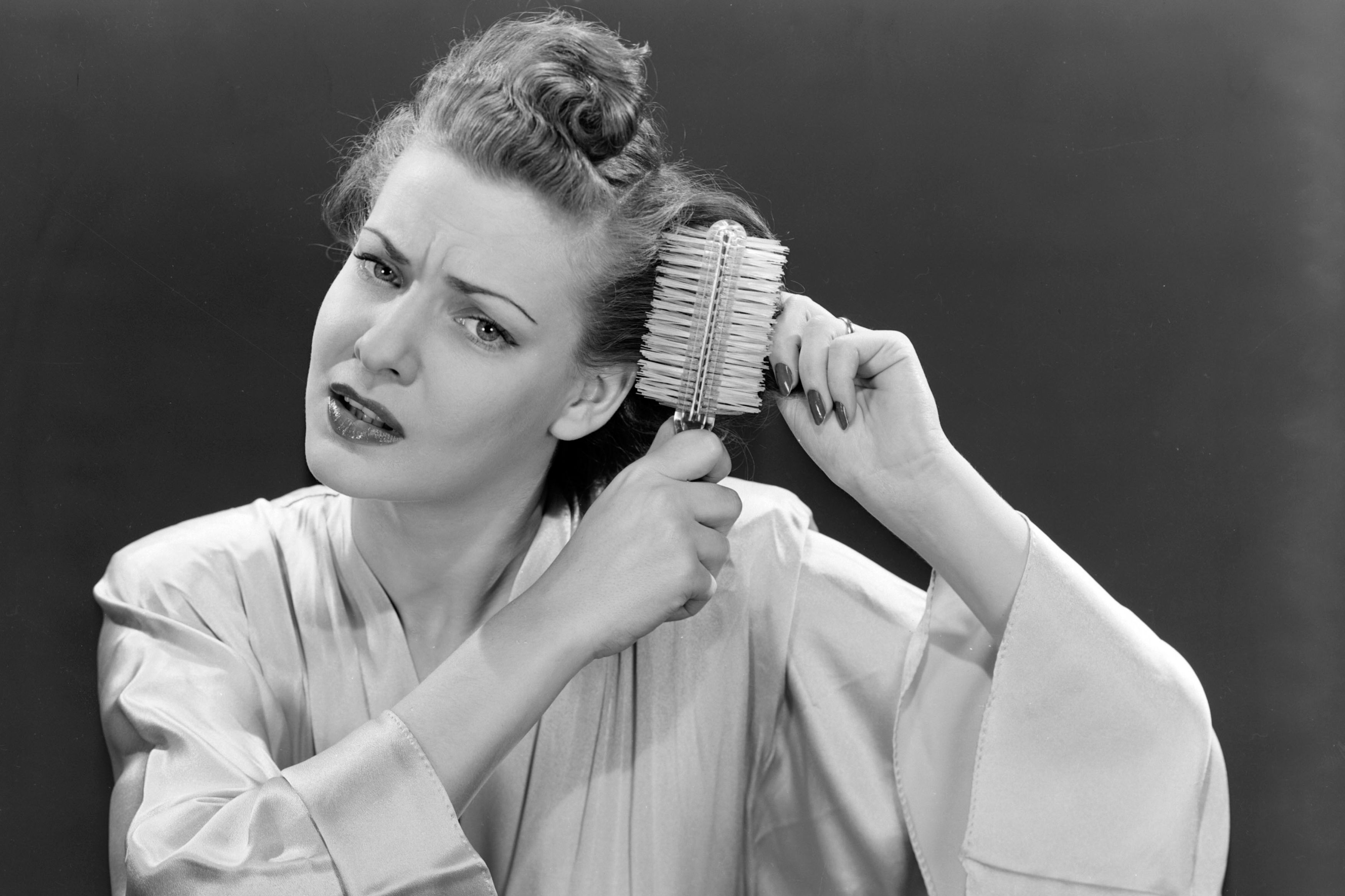 These 8 Hair Mistakes Are Making You Look Older