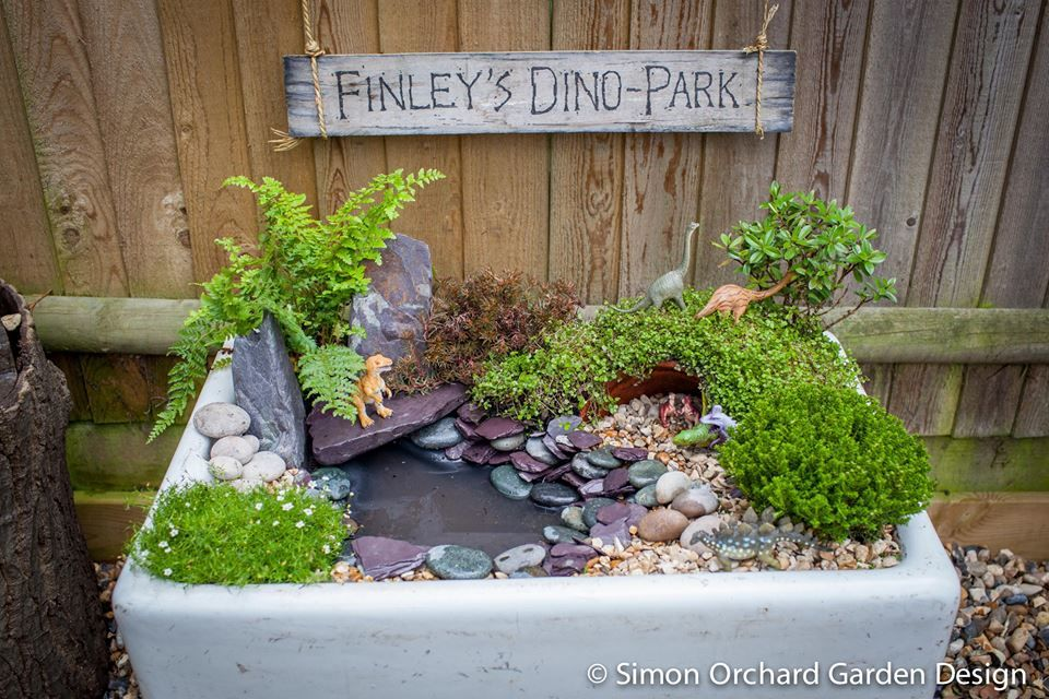 Make Some Room In Your Garden For Dinosaur Parks