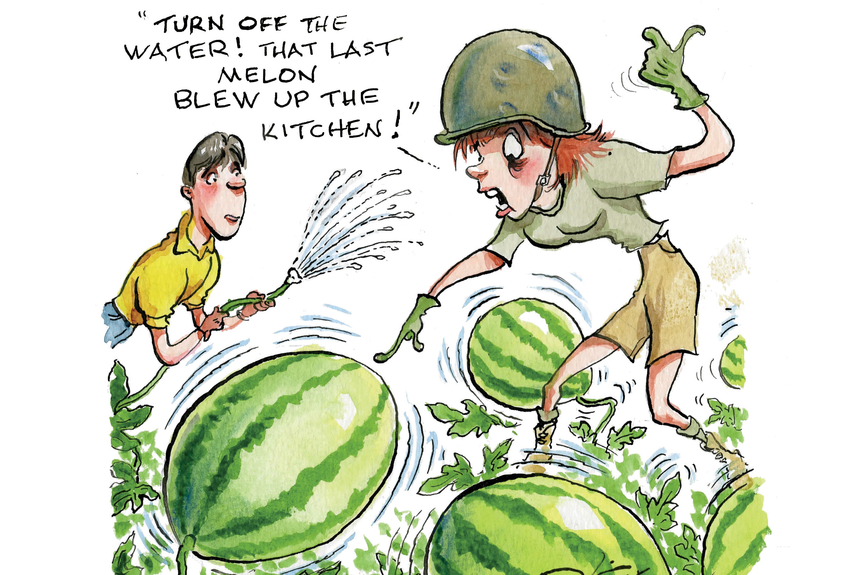 Grumpy's Best Advice For Your June Gardening Dilemmas