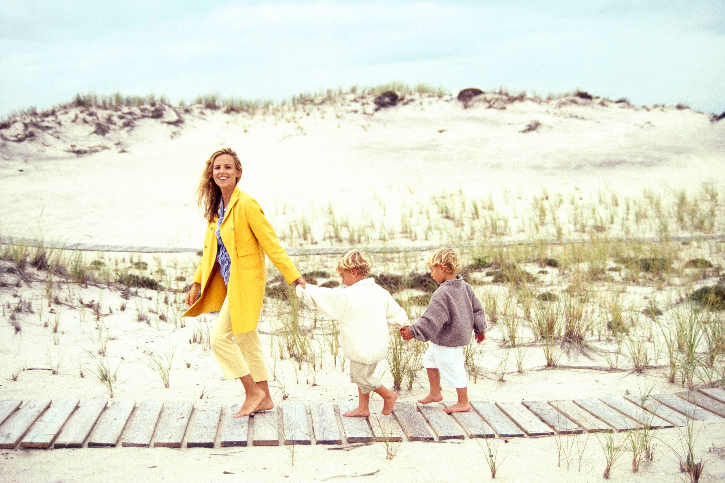 How to Take the Best Family Beach Portraits