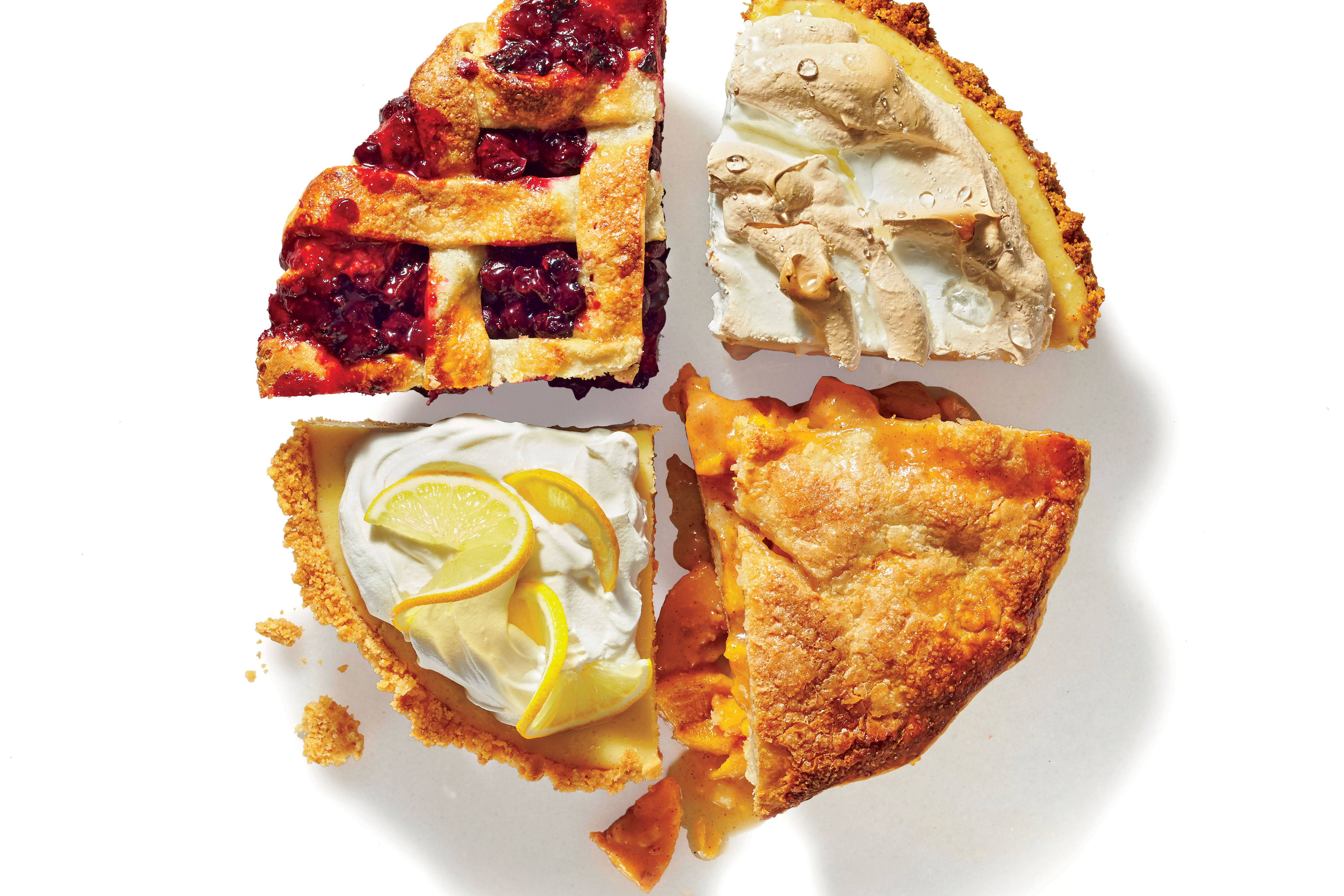 4 of Your Summer Pie Problems, Solved!