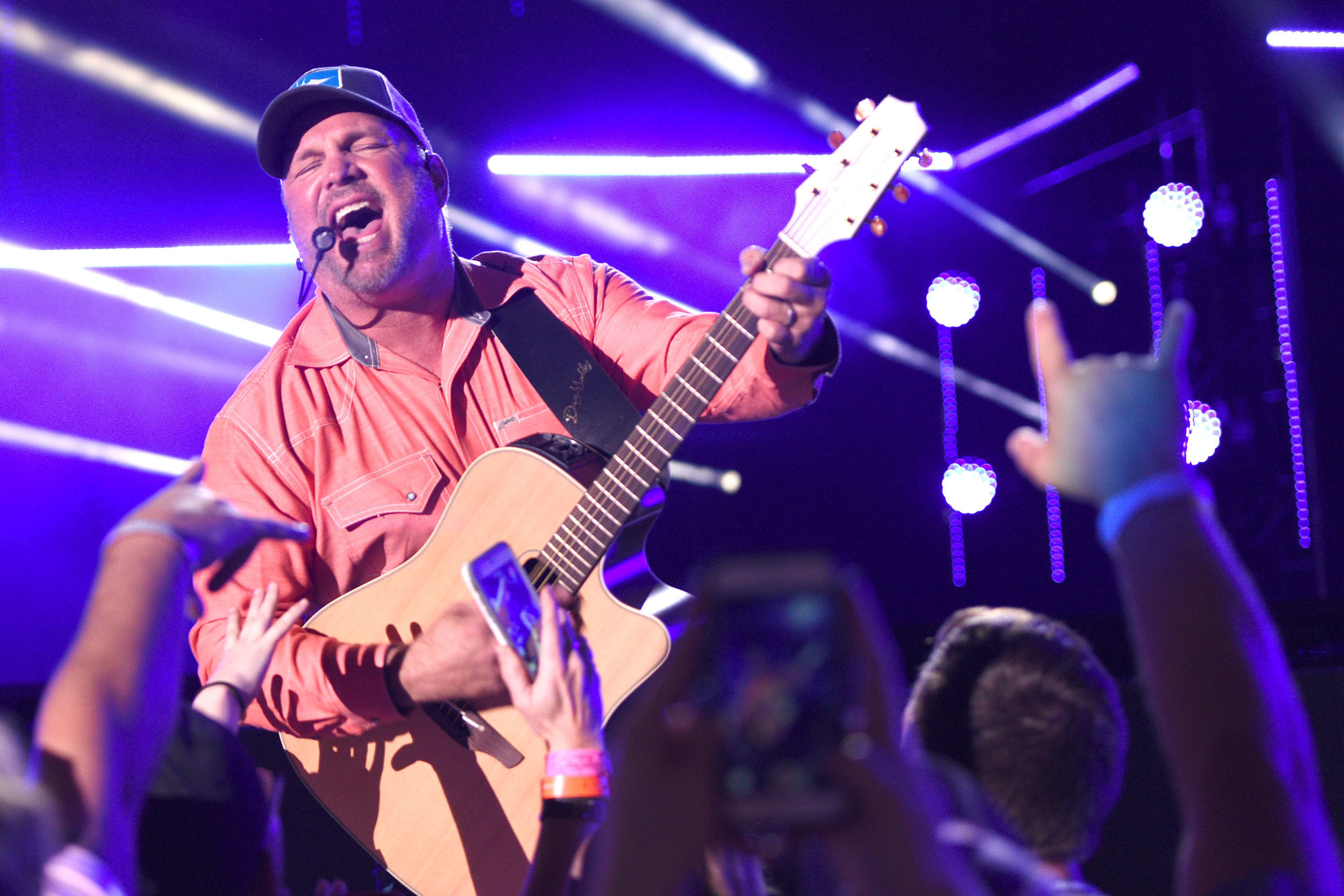 "Garth Brooks' Reveals His Megahit ""Friends in Low Places"" Almost Never Happened"