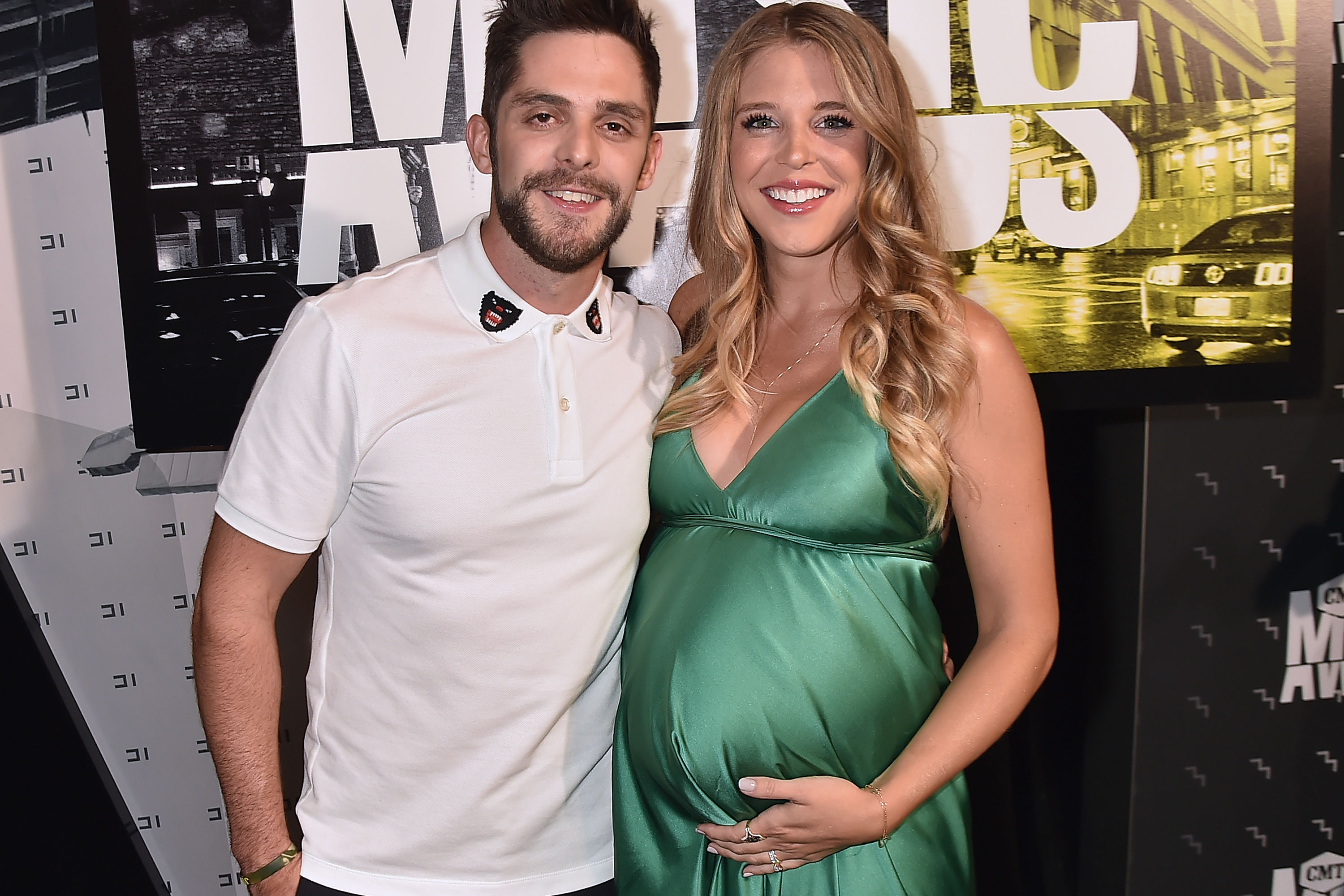 Thomas Rhett Admits He and His Wife Have No Idea What They're Doing When It Comes to Parenting