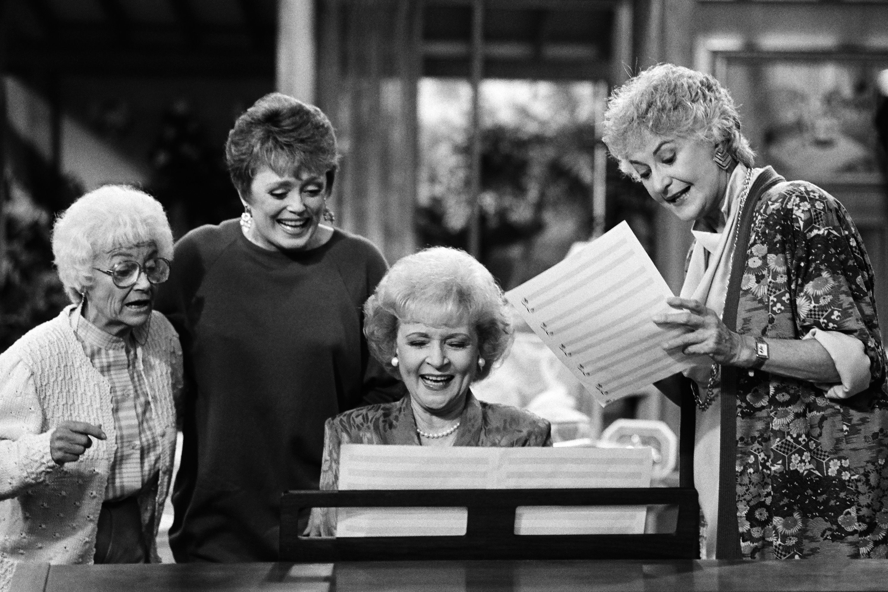 Flashback Friday: Do You Remember When 'The Golden Girls' Cast Performed for the Royal Family?