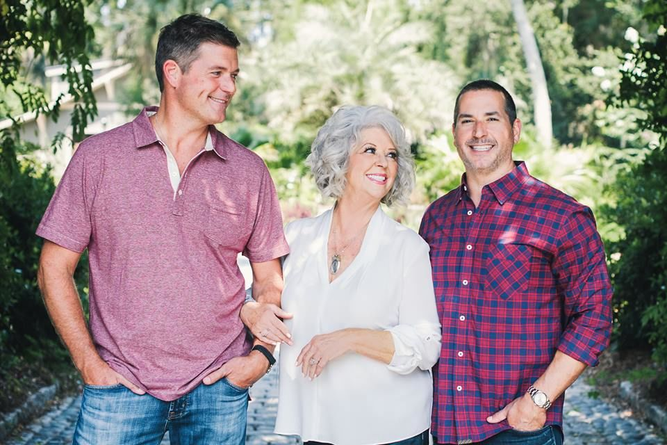Paula Deen's Sons Are Getting Into The Wine Business
