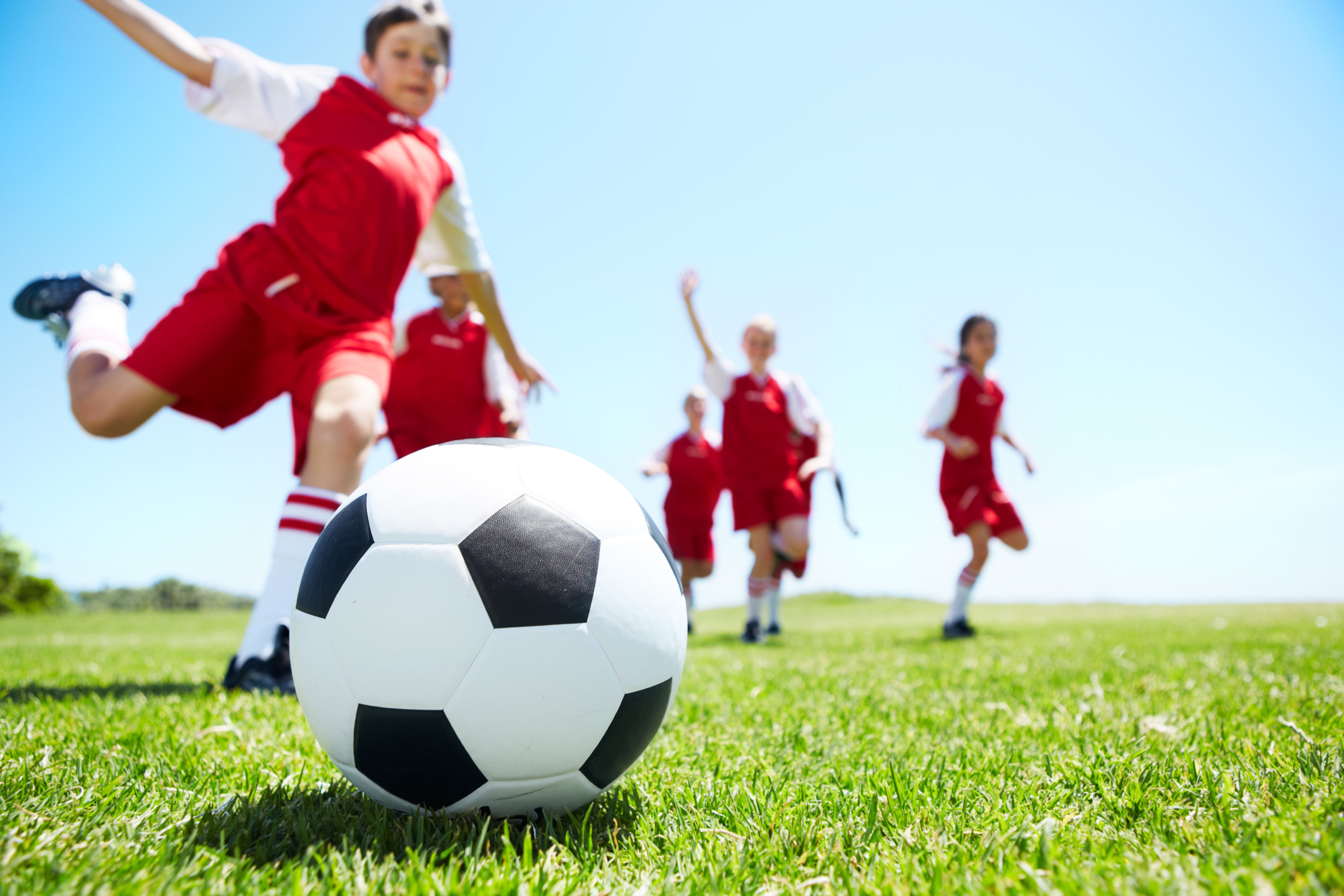 Hush Y'all! South Carolina Youth Soccer League Requests Silence From Parents