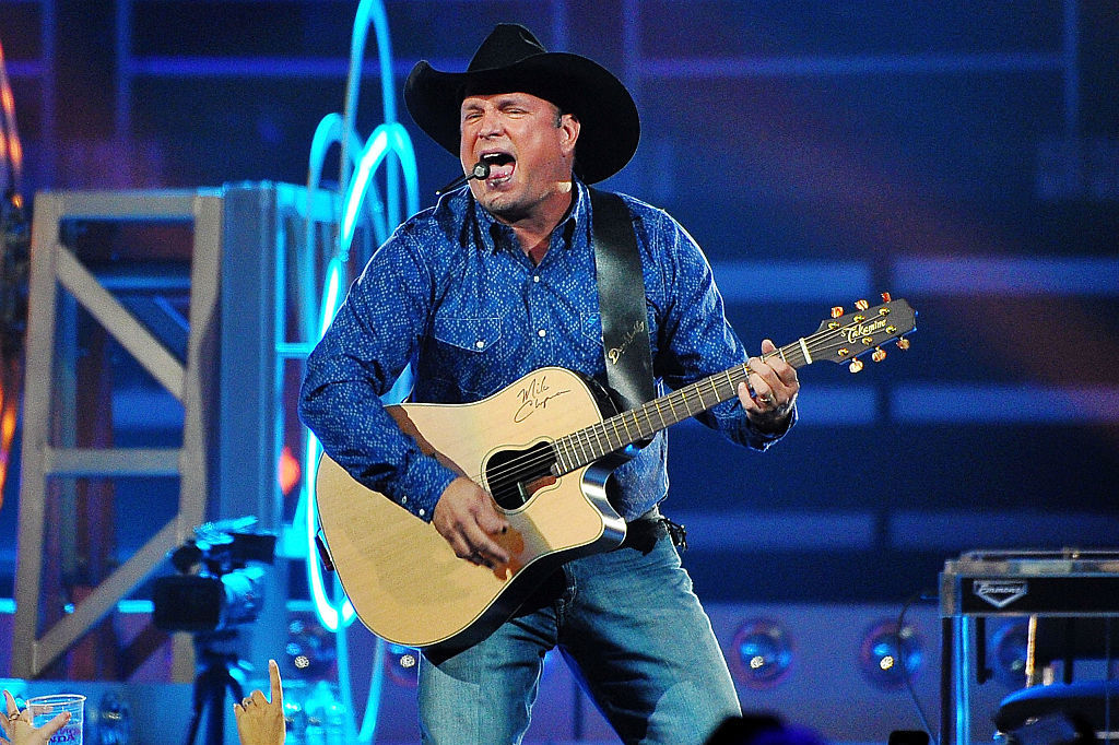 You Won't Believe What Garth Brooks Gave Away at His Oklahoma City Concert!