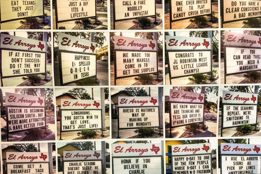 We Guarantee This Texas Restaurant's Signs Will Make You Laugh