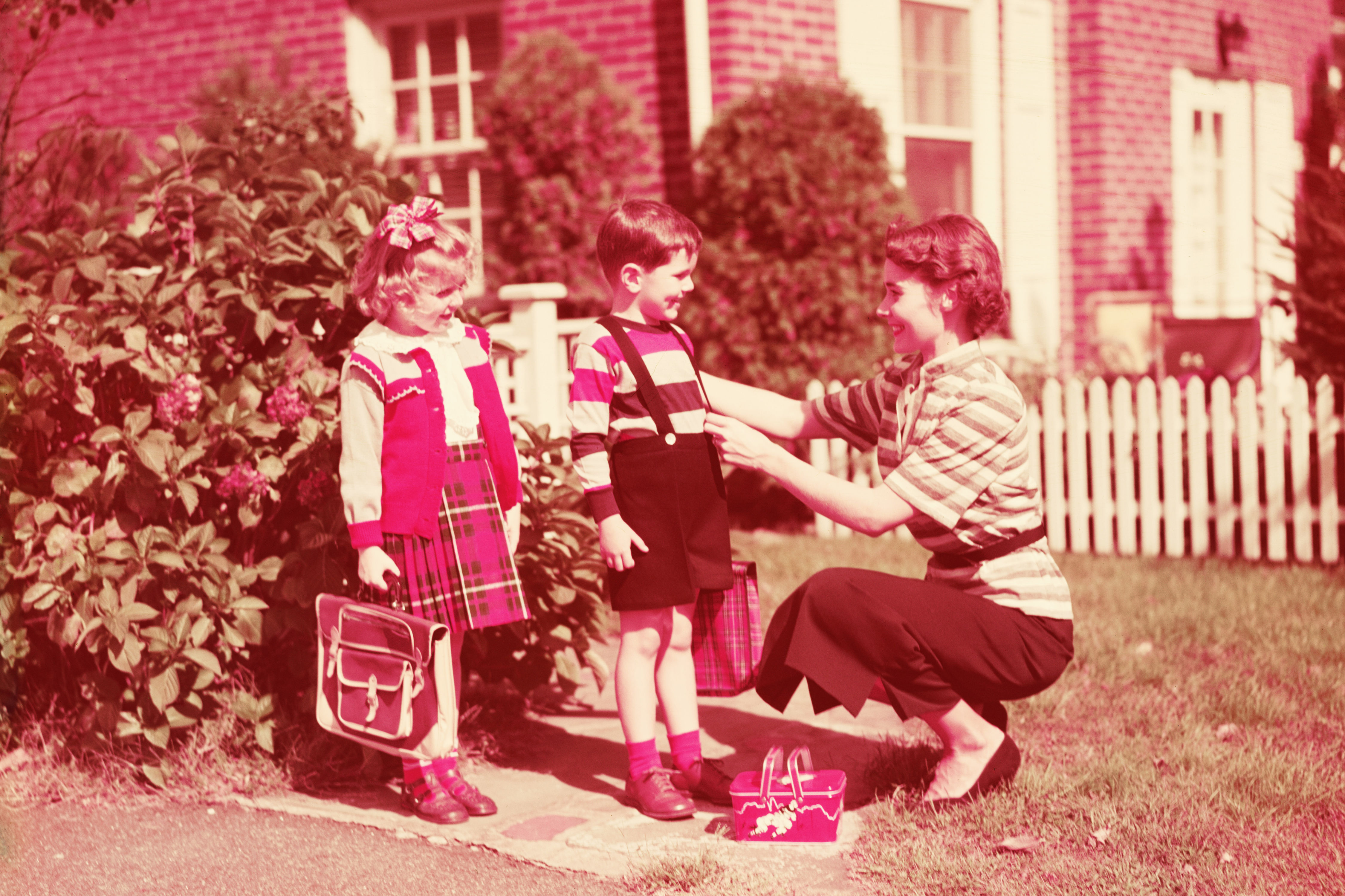 25 Things Only a Southern Mama Will Say on the First Day of School