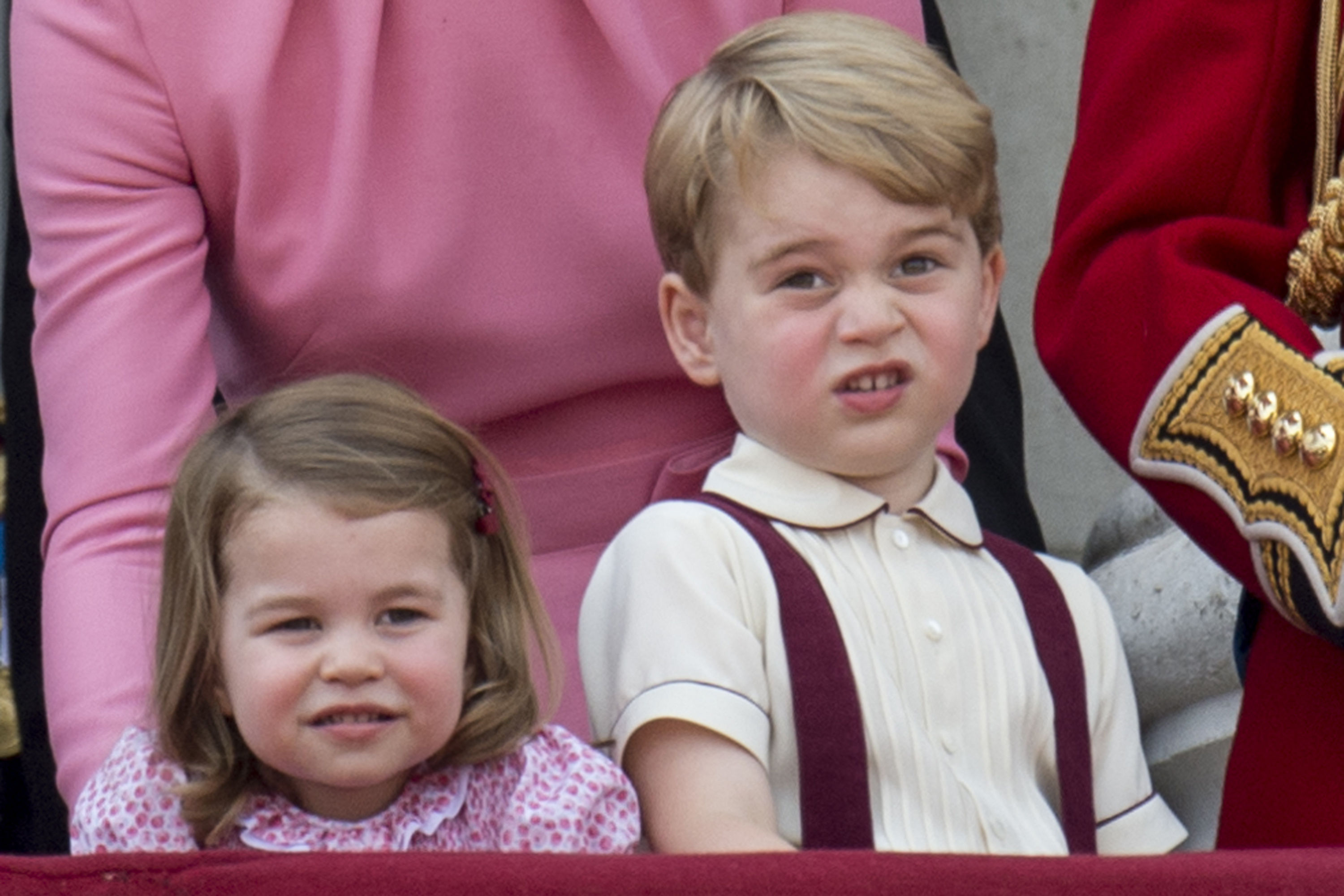 Mama Wants to Plan Prince George's Birthday Party