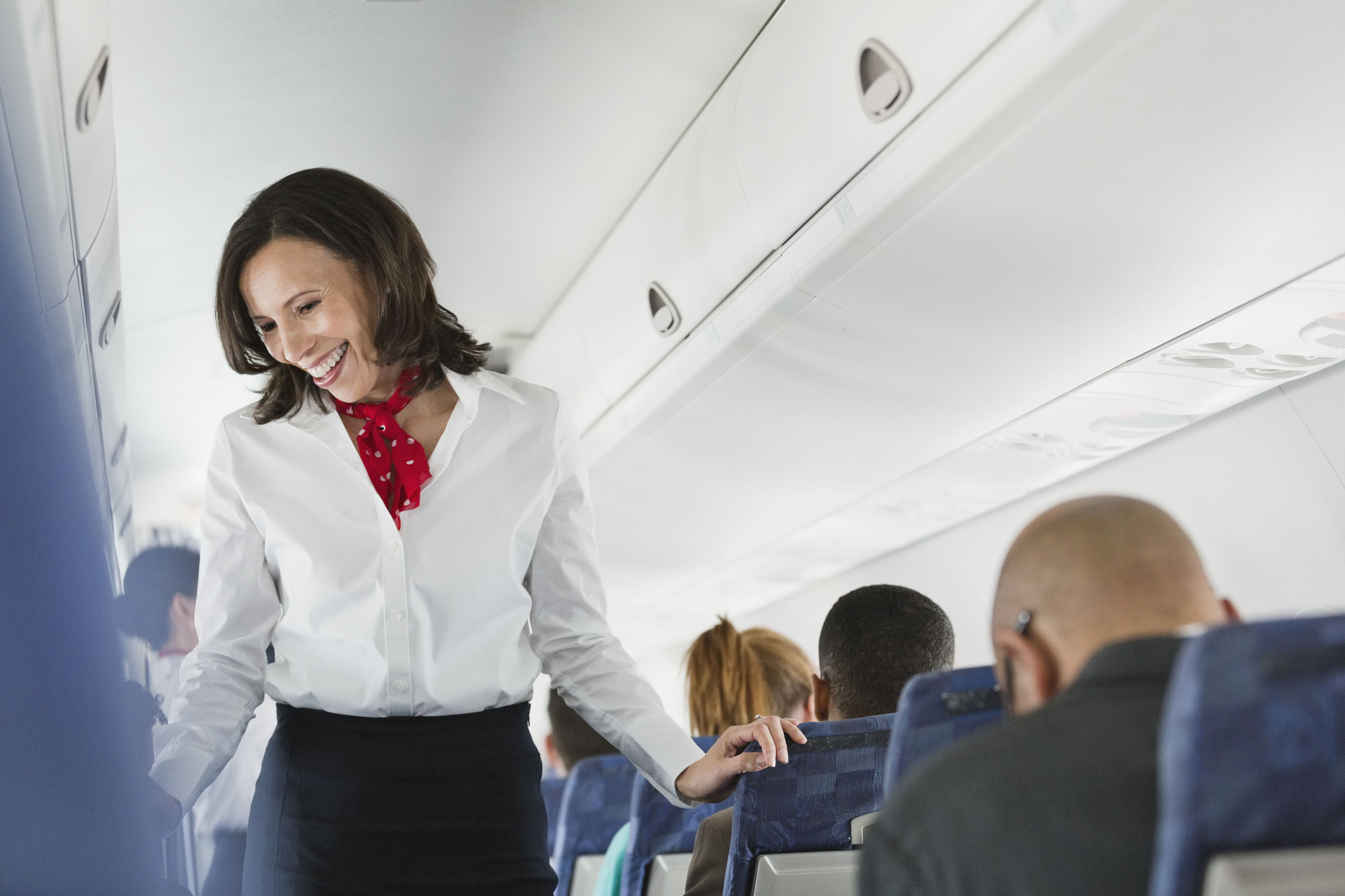 Is It Ever OK to Tip a Flight Attendant? Here's What the Experts Say