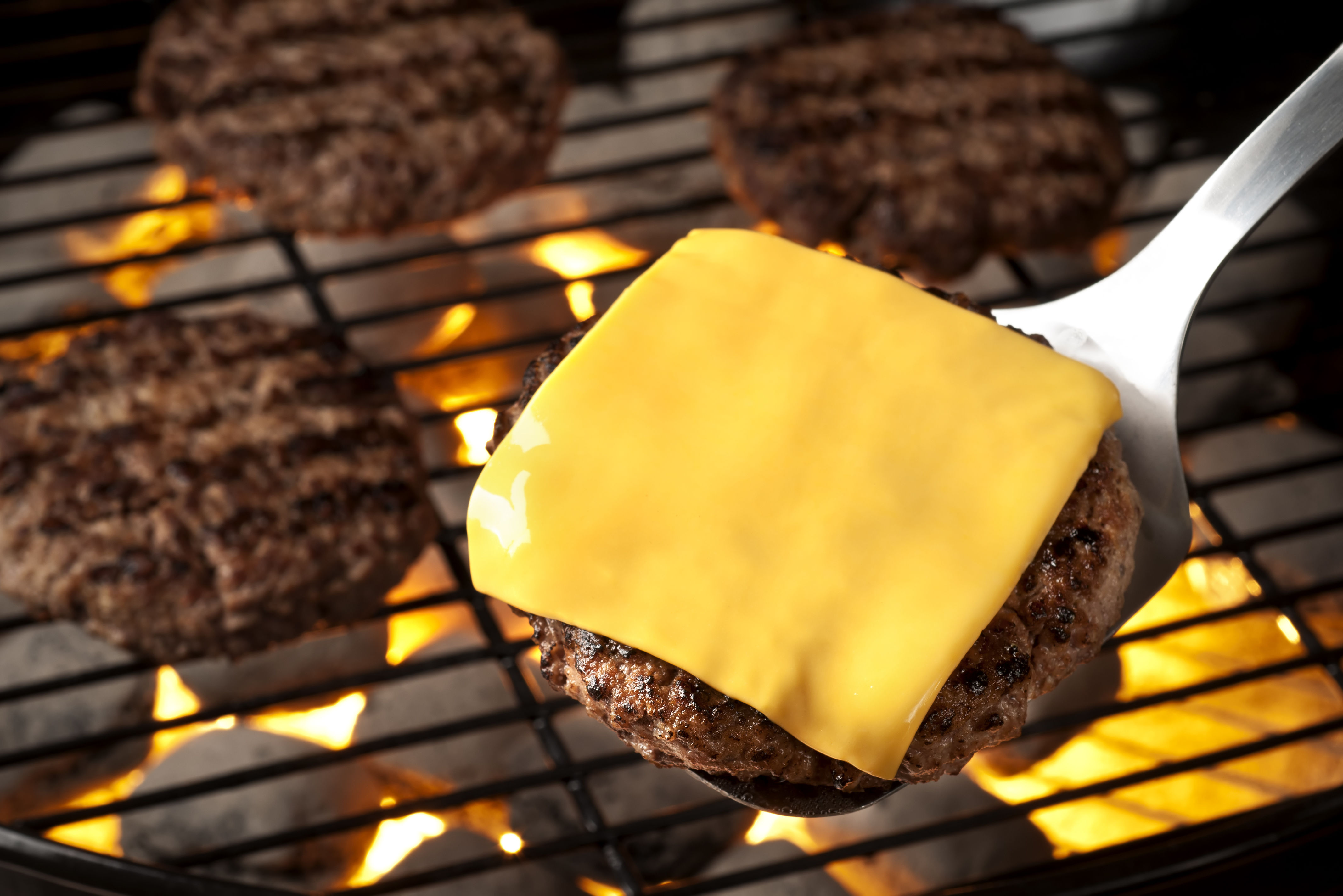 What Is The Best Way To Put Cheese On Your Burger?