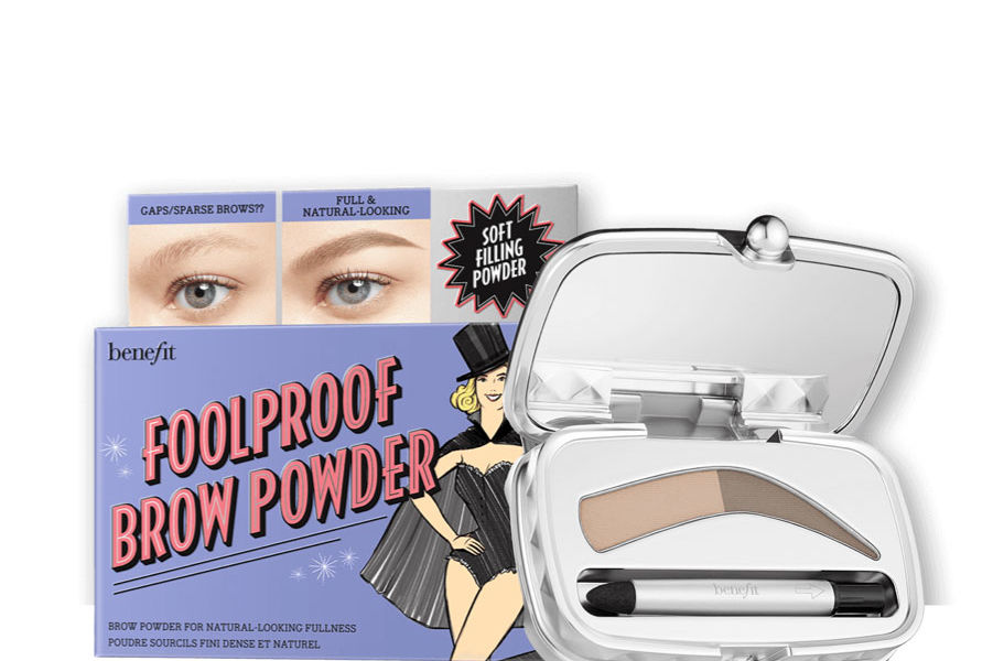 We Just Found the Best Eyebrow Product for Blondes