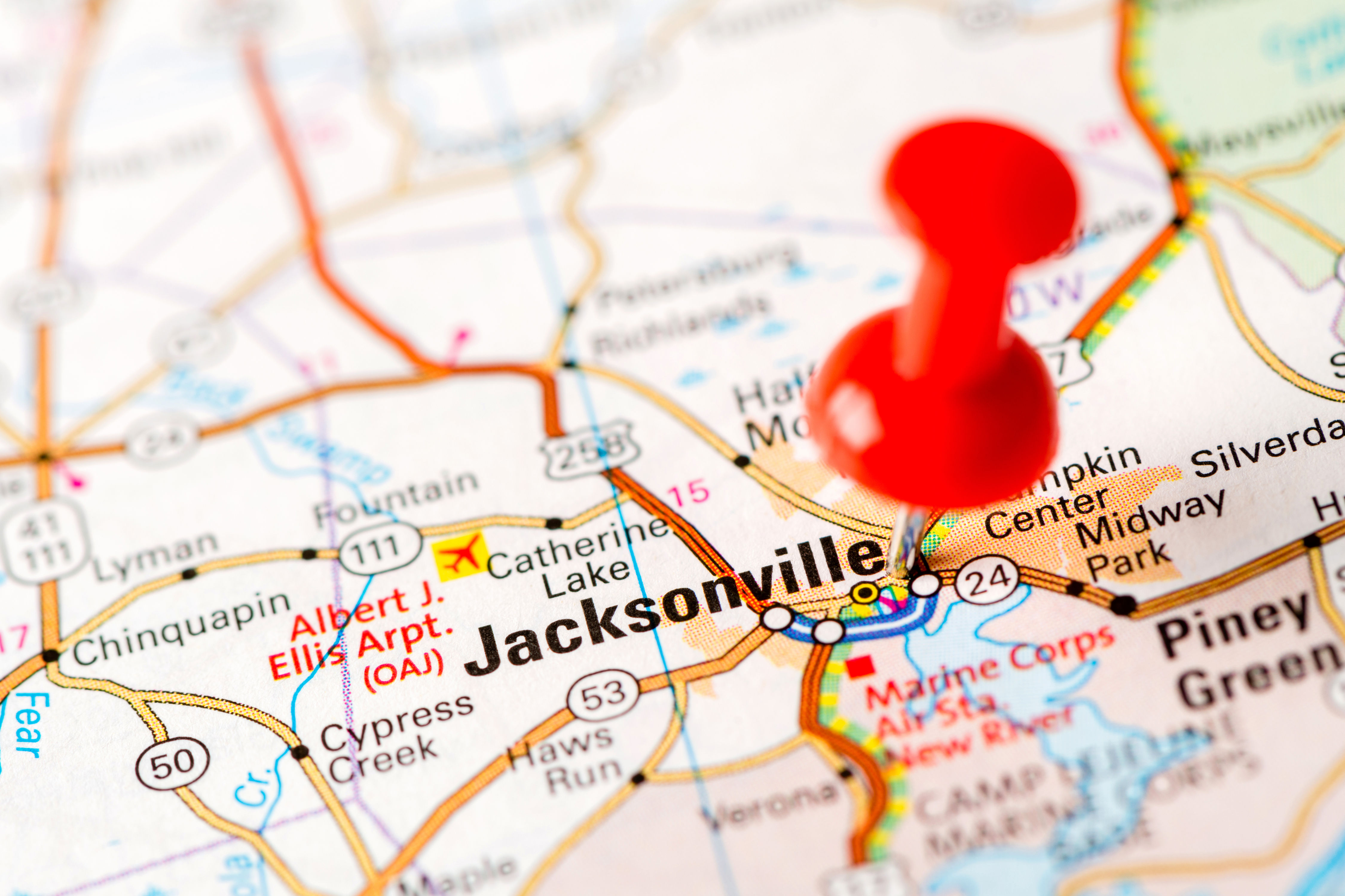 The Best of Jacksonville, NC