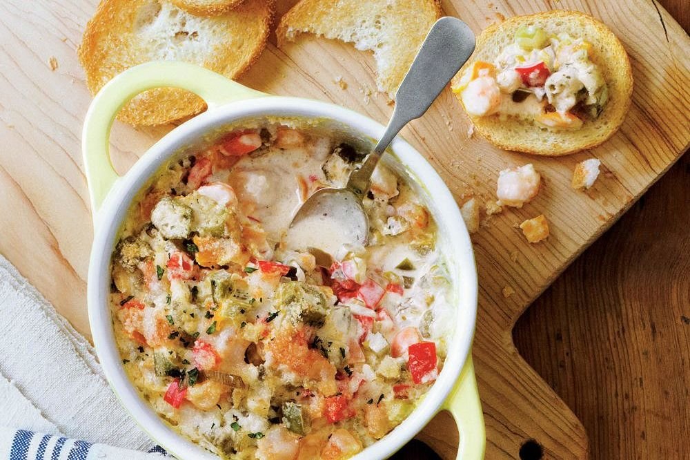 The Secret Ingredient In this Popular Dip Is A Southern Favorite