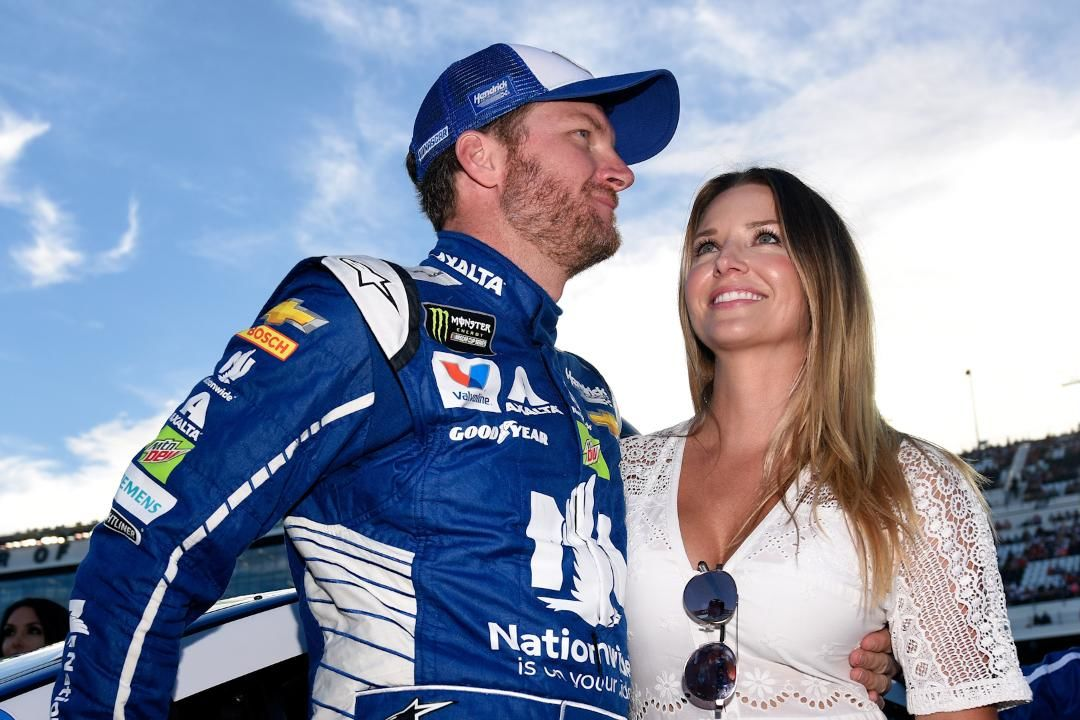 Baby Girl on the Way for Dale Earnhardt Jr. and Wife Amy — See the Adorable Announcement