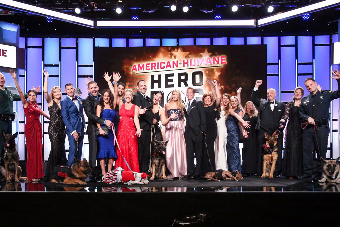 Don't Miss the 2017 Hero Dog Awards on the Hallmark Channel