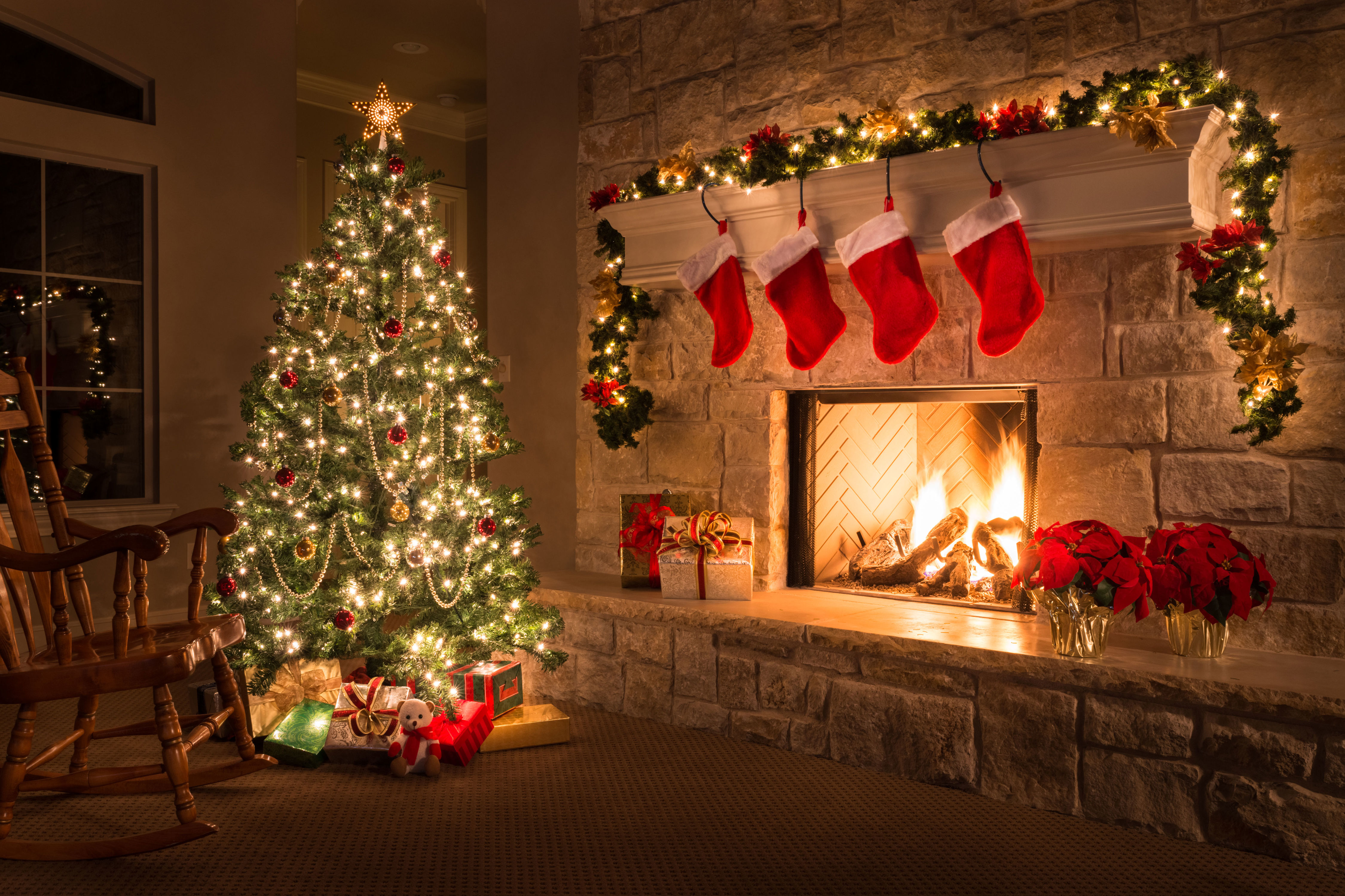 why you should start hanging your christmas decorations earlier southern living