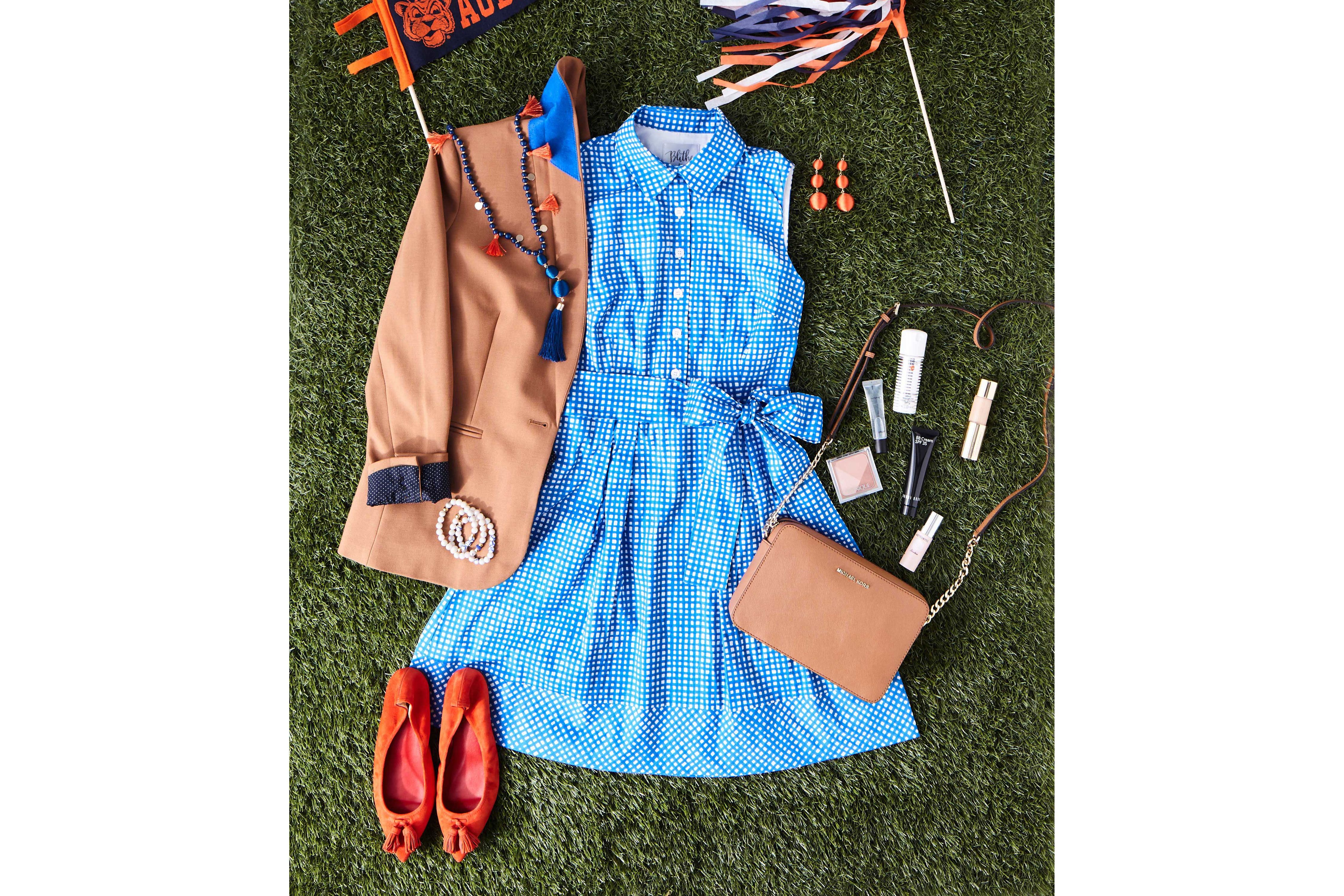 Game Day Looks Inspired by Our Favorite Southern Living Dress